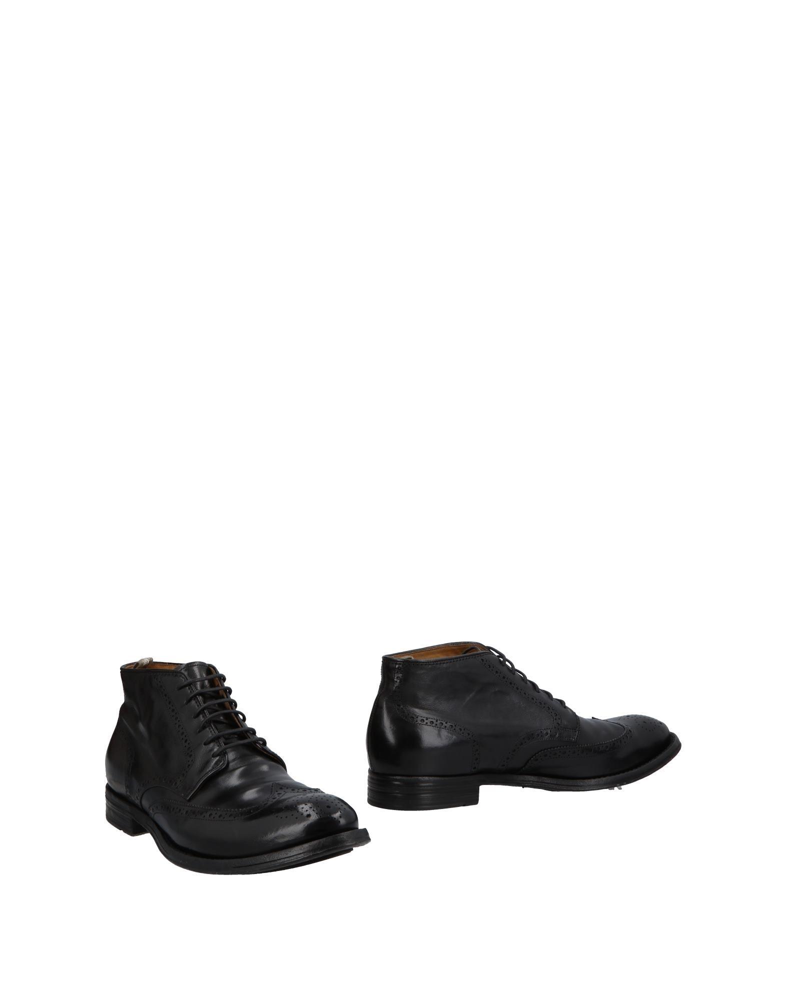 Officine Creative Italia Stiefelette Herren  11487886NE Gute Qualität beliebte Schuhe