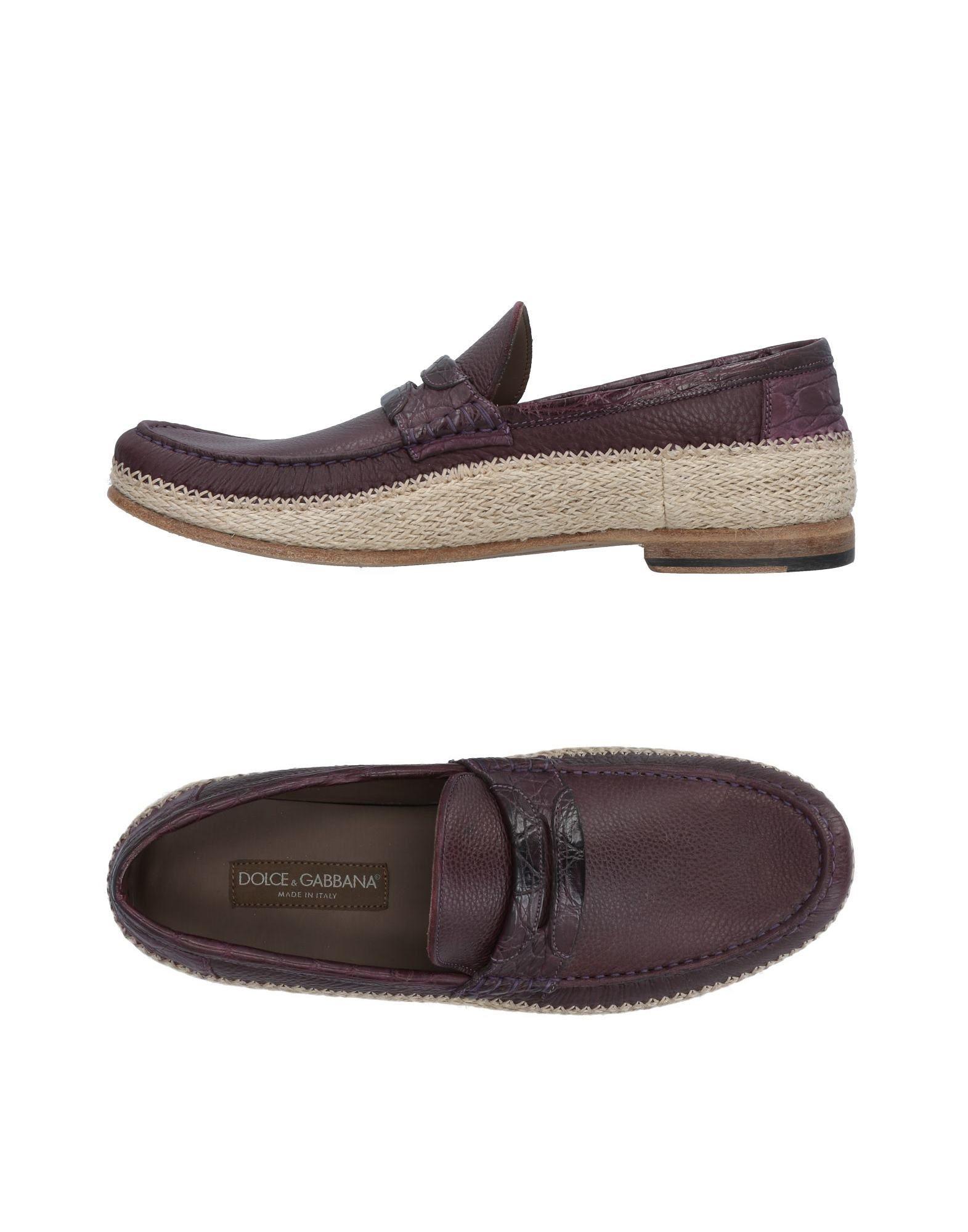 Dolce & Gabbana Mokassins Herren  11487908NJ Gute Qualität beliebte Schuhe