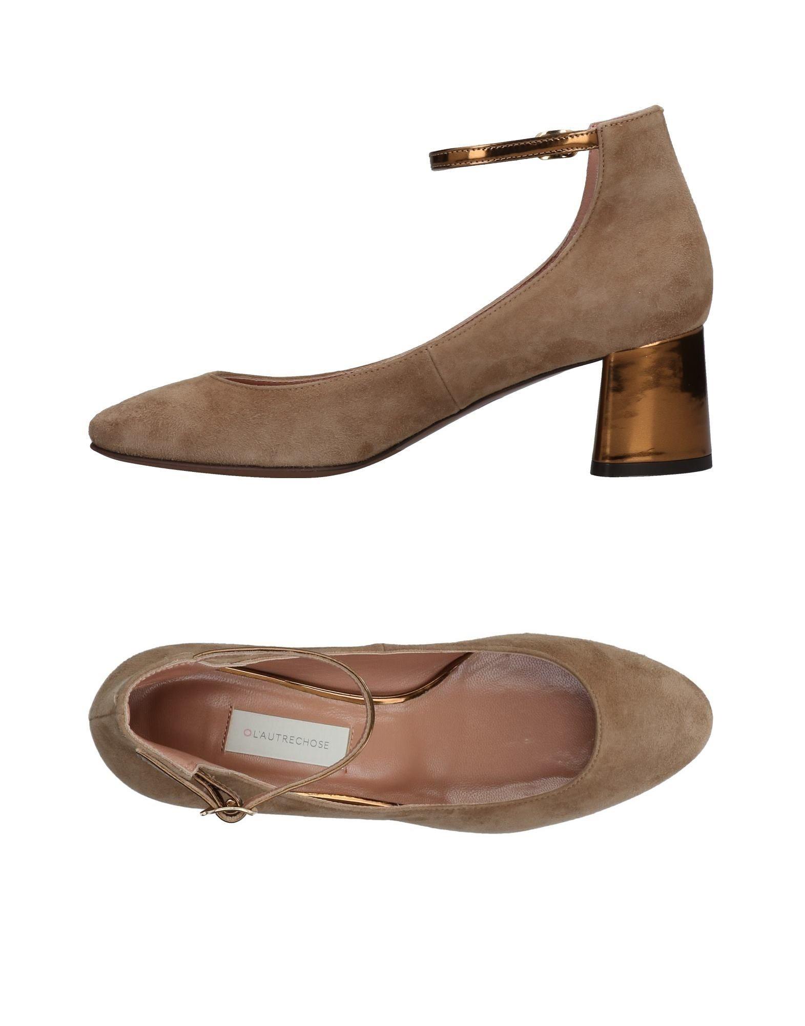 L' Autre Chose Pumps Damen  11487913GKGut aussehende strapazierfähige Schuhe
