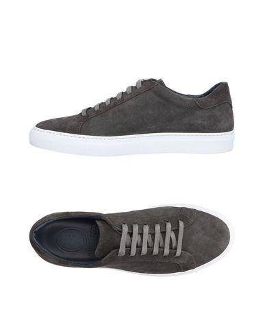 ANDREA ZORI Sneakers in Steel Grey