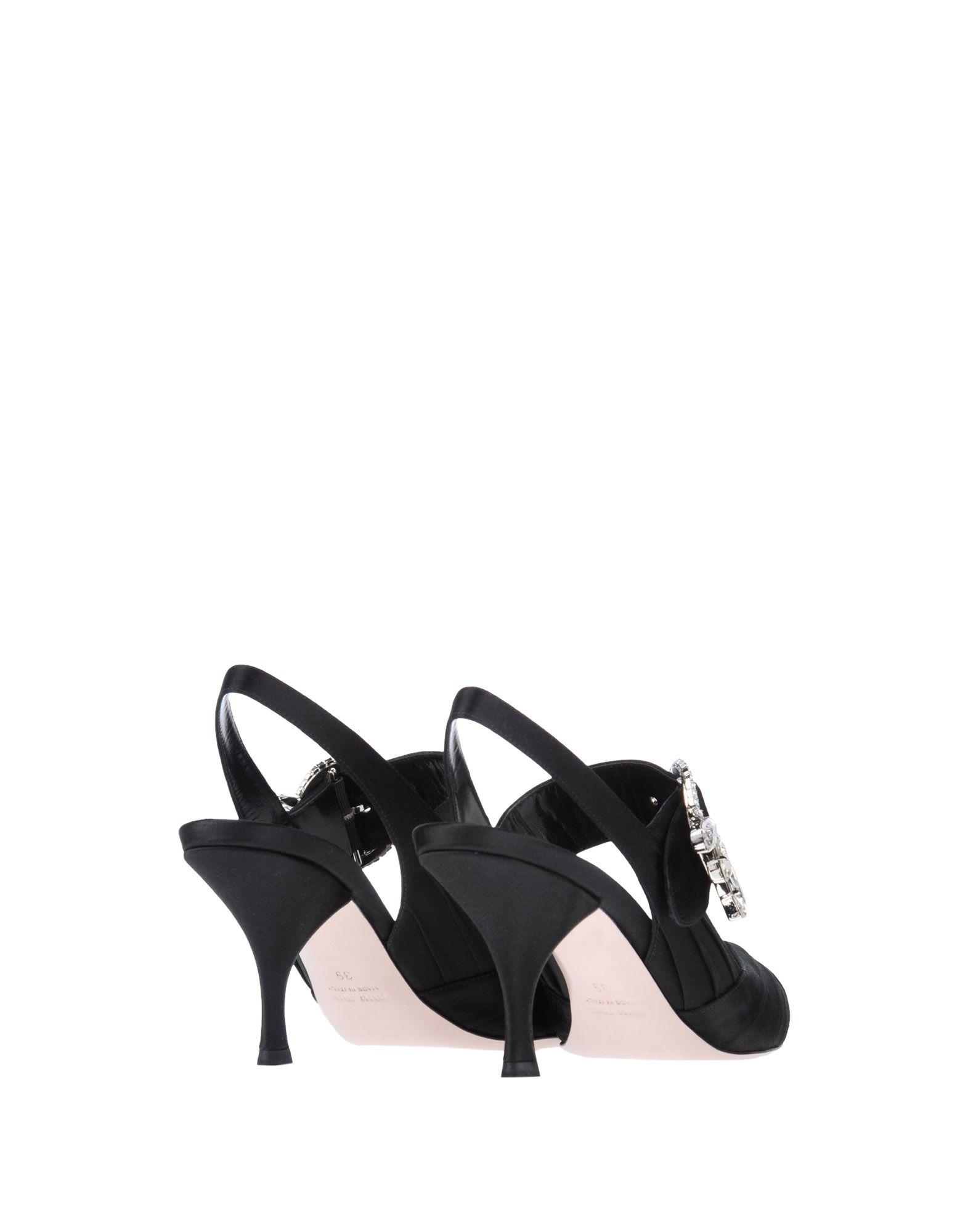 Miu Miu Pumps Damen Schuhe  11487924OJGünstige gut aussehende Schuhe Damen ebe3f5
