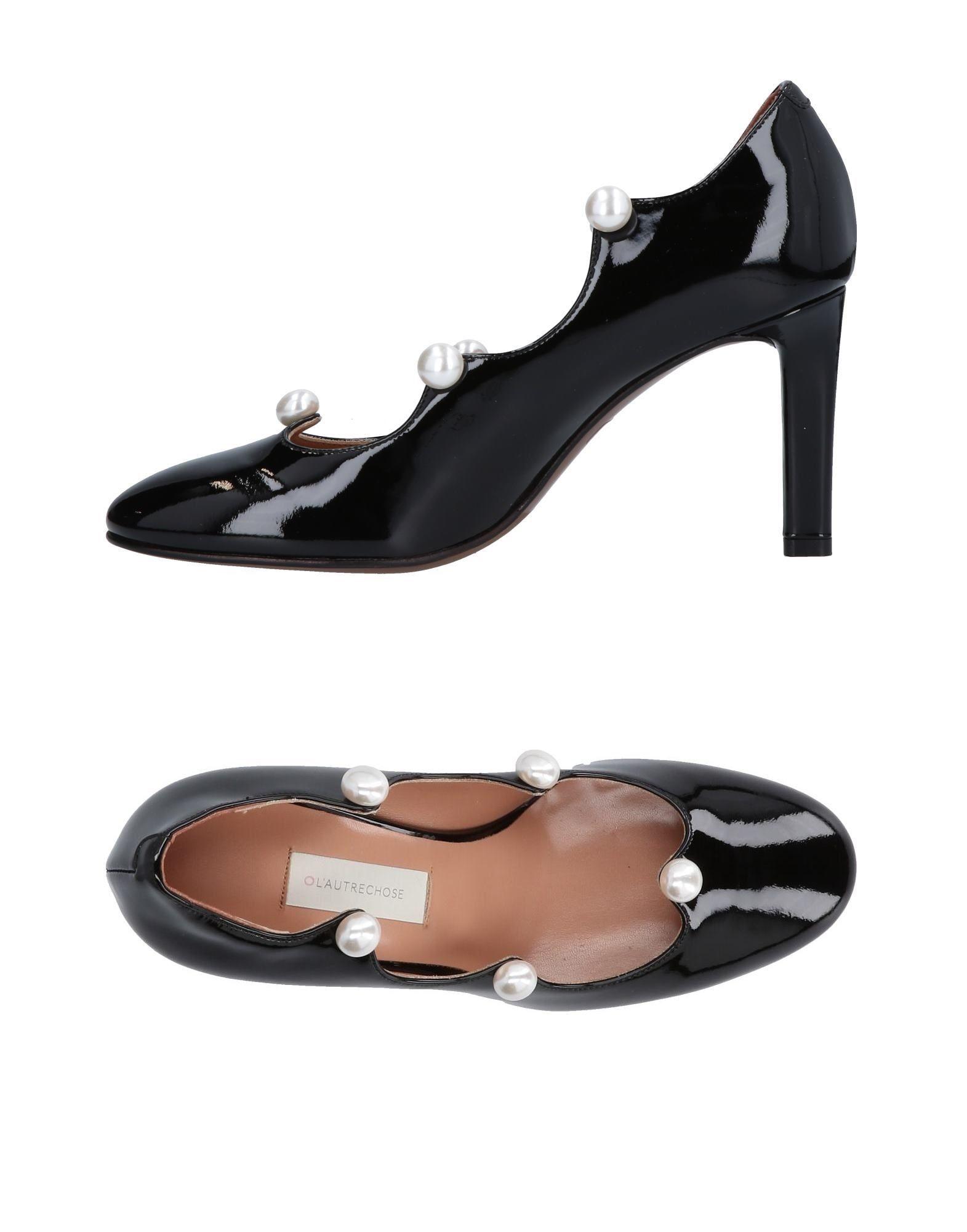 L' Autre Chose Pumps strapazierfähige Damen  11487932MRGut aussehende strapazierfähige Pumps Schuhe 2d9334