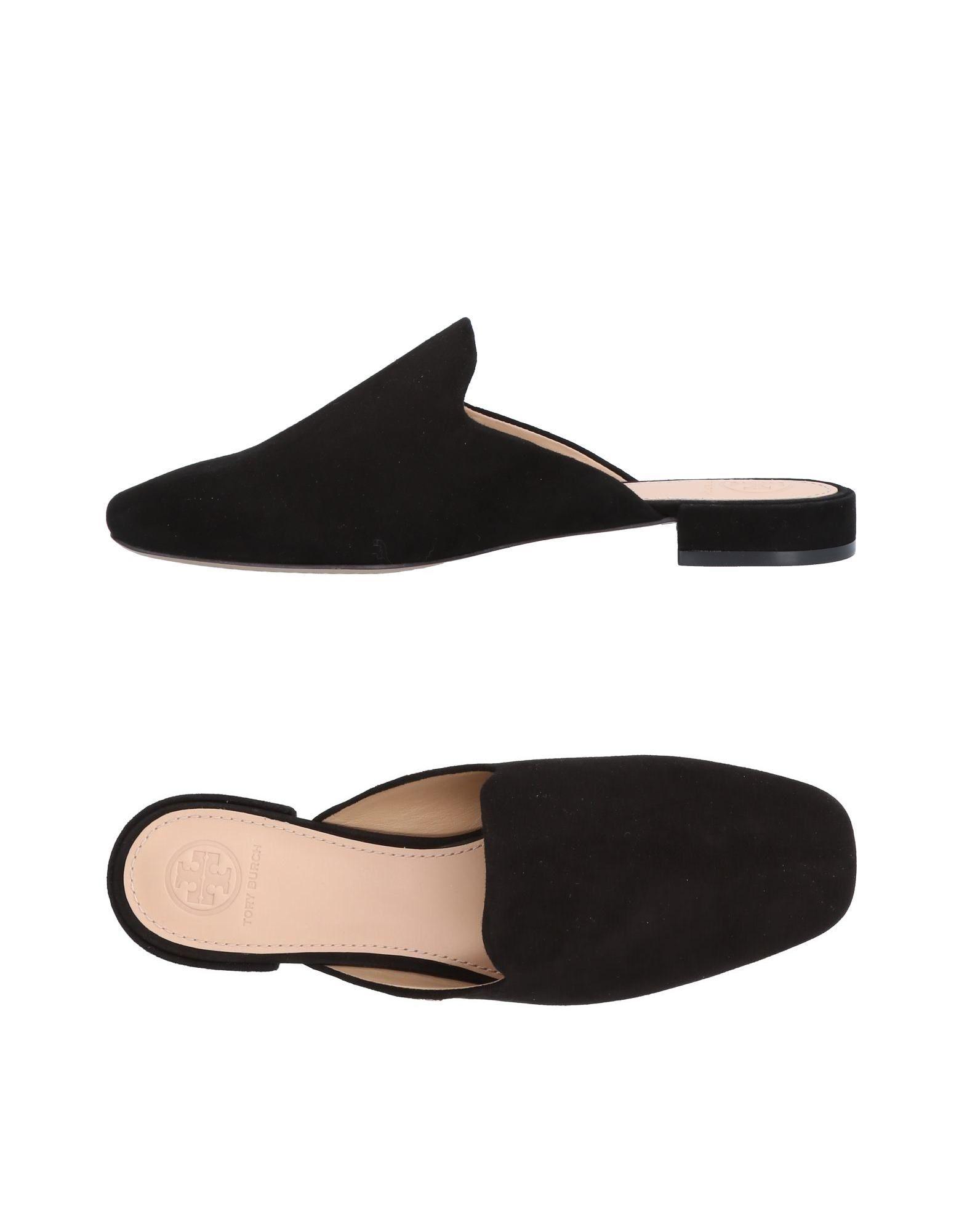 Tory Burch Pantoletten Damen  11487933RXGut aussehende strapazierfähige Schuhe