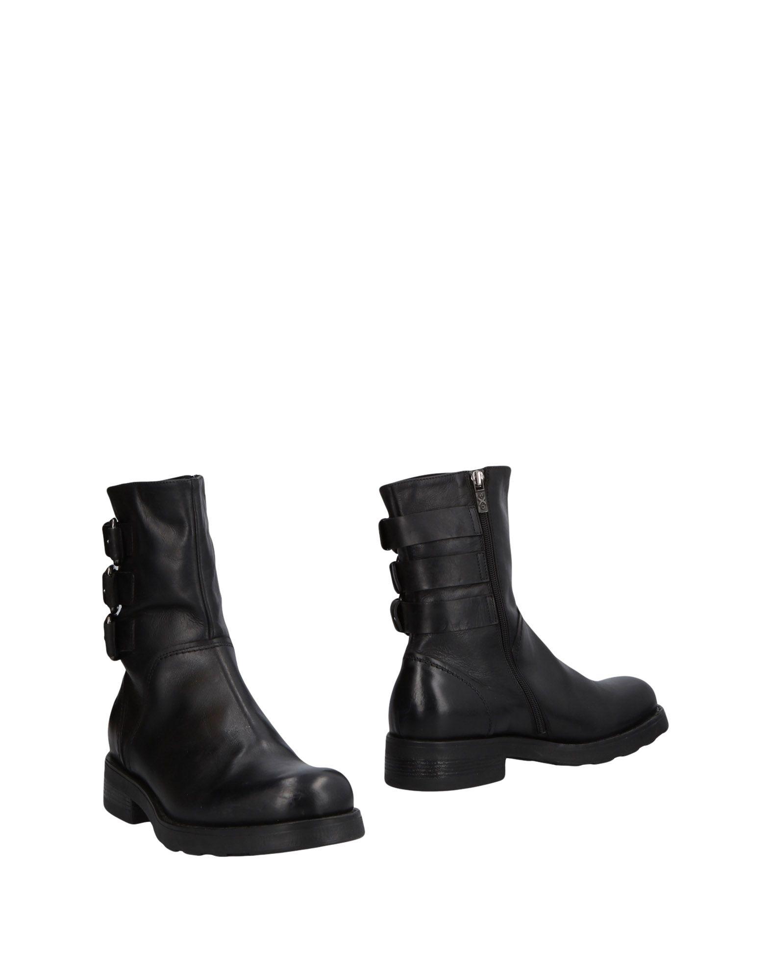 O.X.S. Stiefelette Herren  11487936OG Gute Qualität beliebte Schuhe