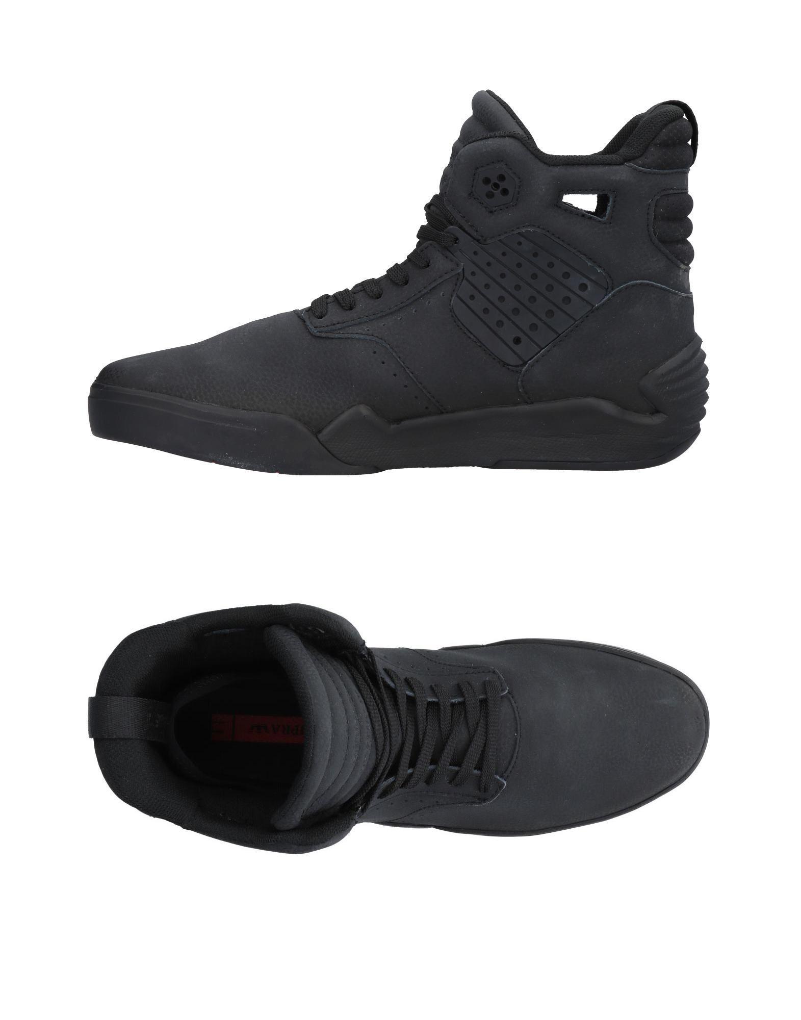 Rabatt echte Schuhe Supra Sneakers Herren  11487963FG