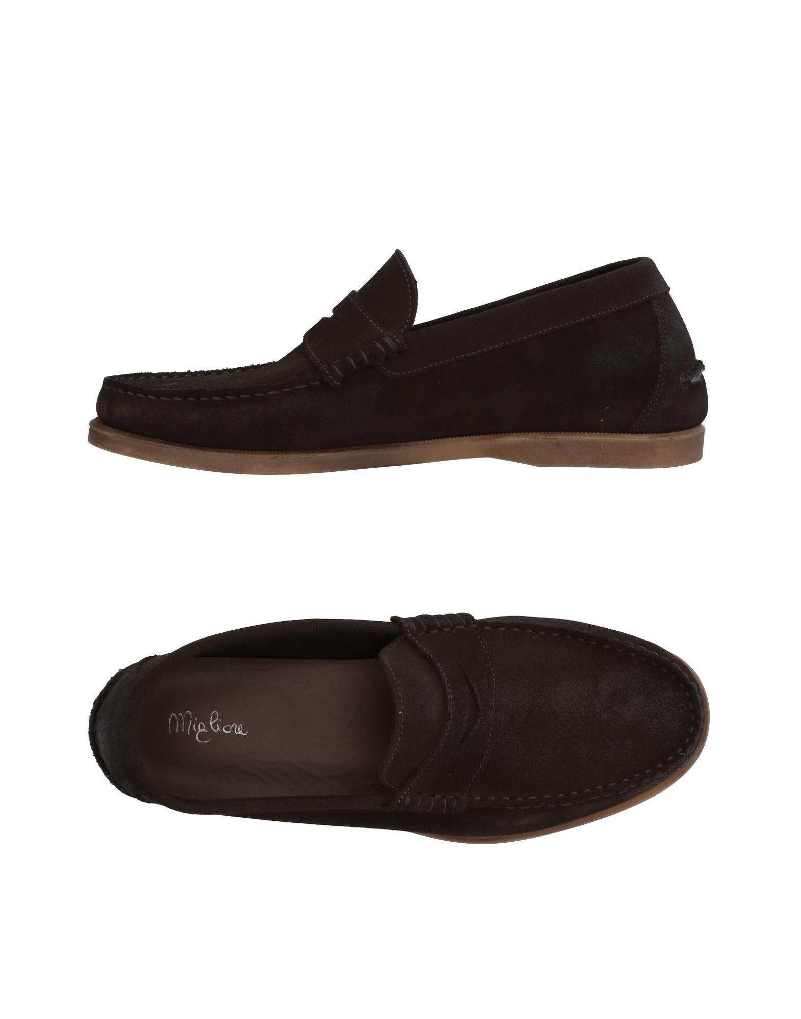Rabatt echte Schuhe Migliore Mokassins Herren  11487966BP