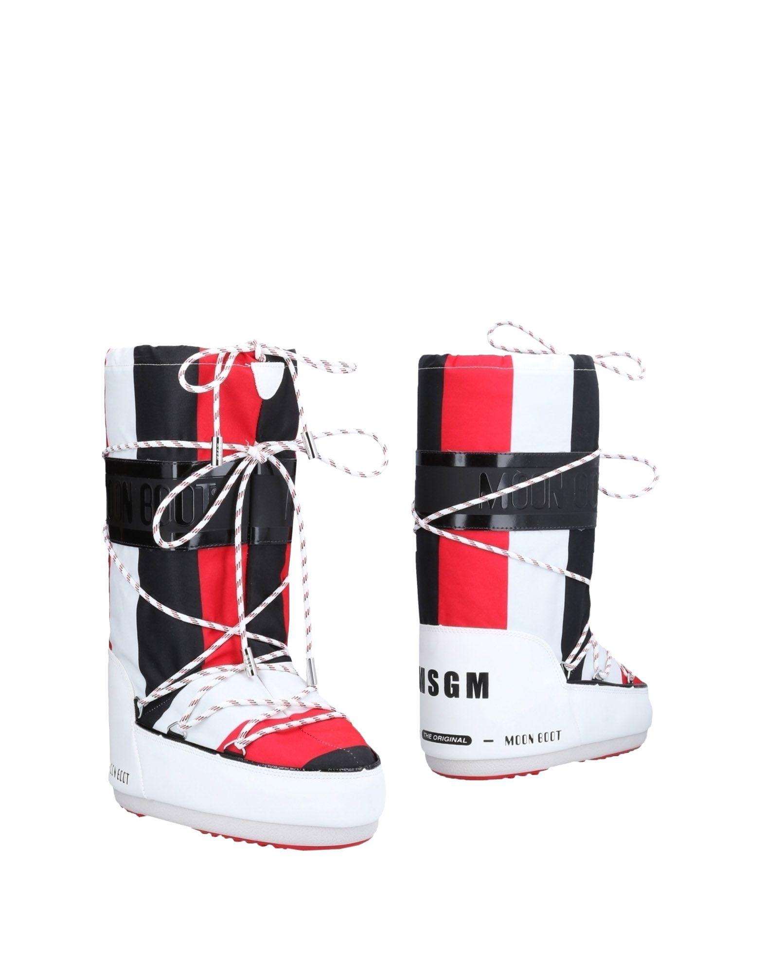 Haltbare Mode billige Schuhe Msgm Stiefel Damen  11487977JP Heiße Schuhe