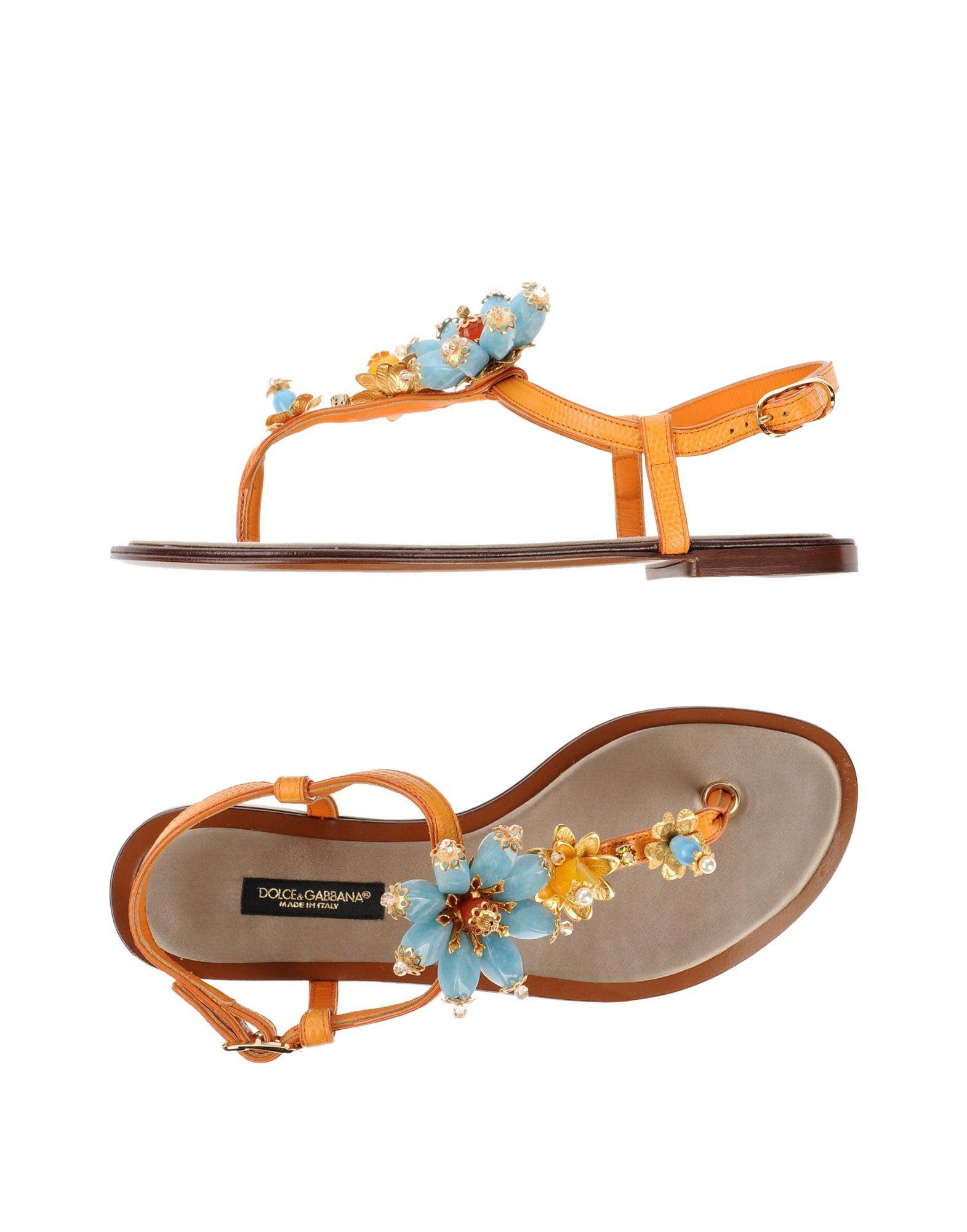 Dolce & Gabbana Dianetten Damen Schuhe  11487981TXGünstige gut aussehende Schuhe Damen 6501d6