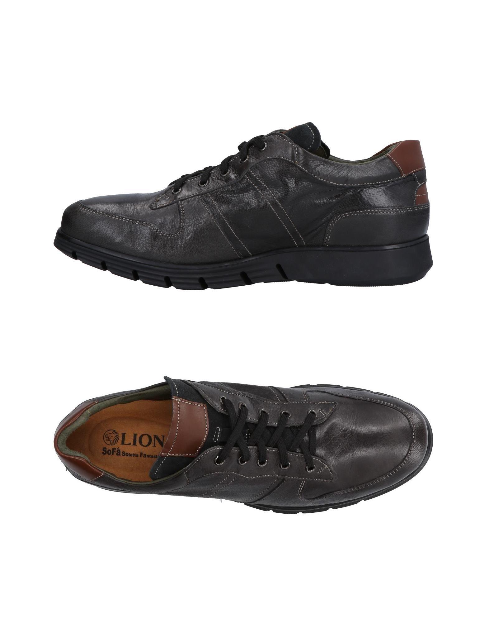 Rabatt echte Schuhe Lion Sneakers Herren  11487998QJ