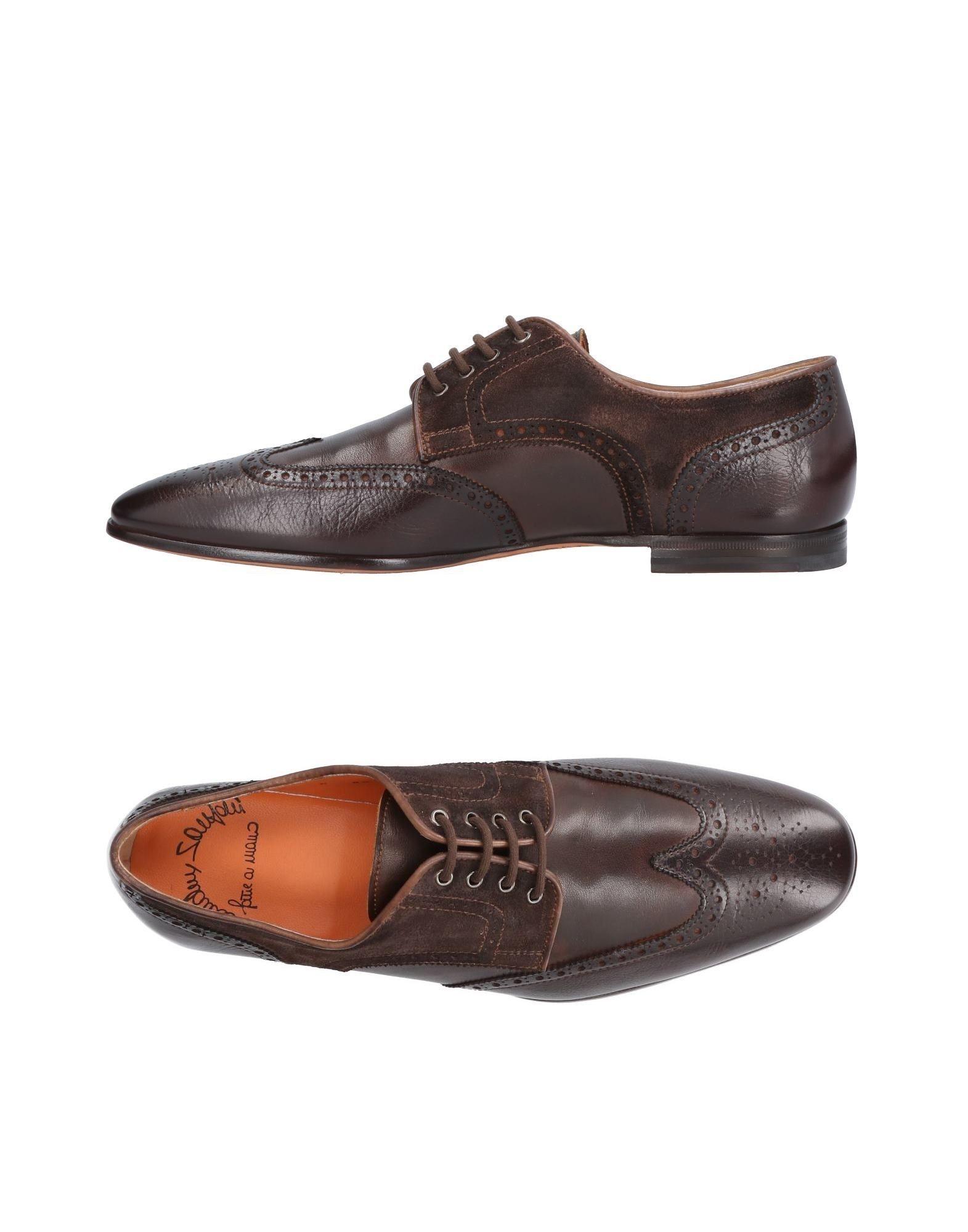 Santoni Schnürschuhe Herren  11487999XK Gute Qualität beliebte Schuhe