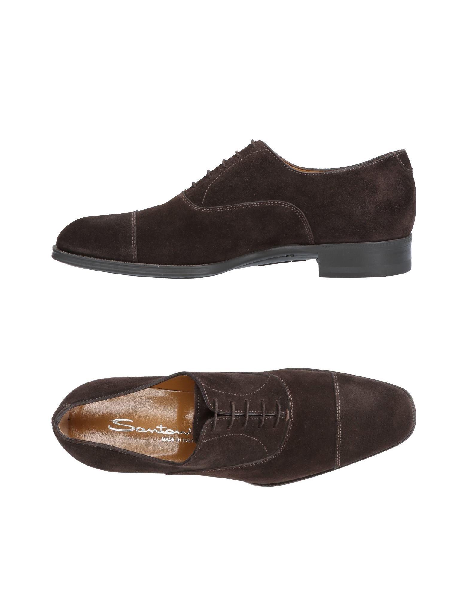 Santoni Schnürschuhe Herren  11488011JE Gute Qualität beliebte Schuhe