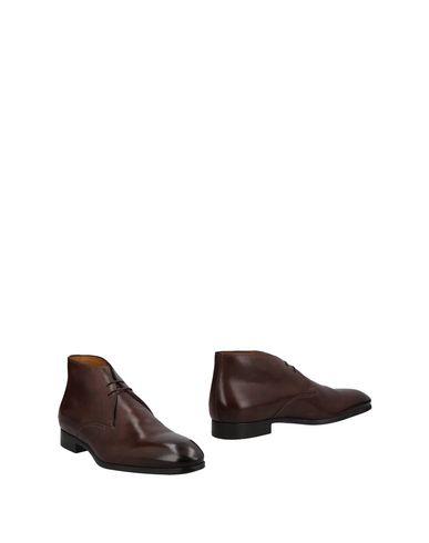 Zapatos con descuento Botines Botín Santoni Hombre - Botines descuento Santoni - 11488015AQ Café e83bb0