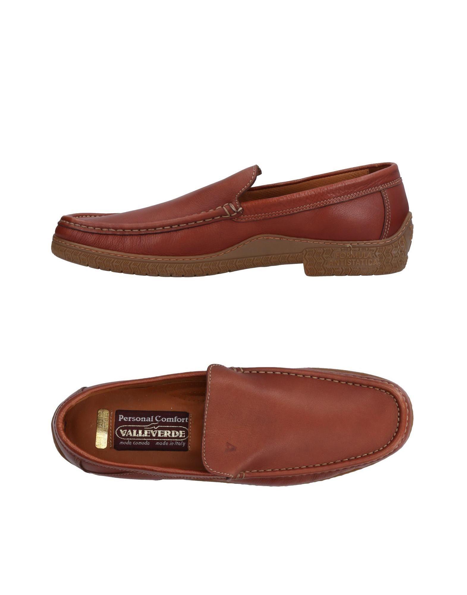 Rabatt echte Schuhe Valleverde Mokassins Herren  11488016VJ