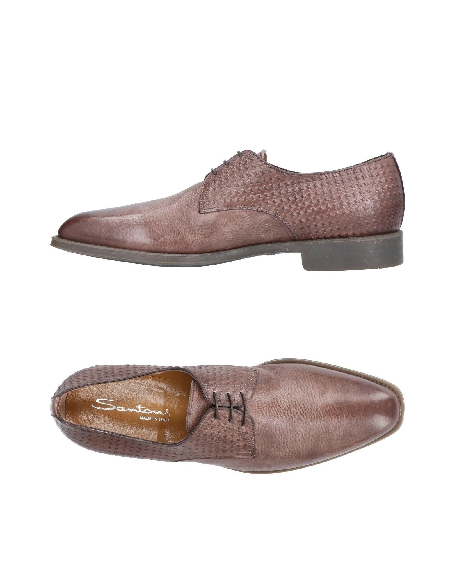 Santoni Schnürschuhe Herren  11488031EI Gute Qualität beliebte Schuhe