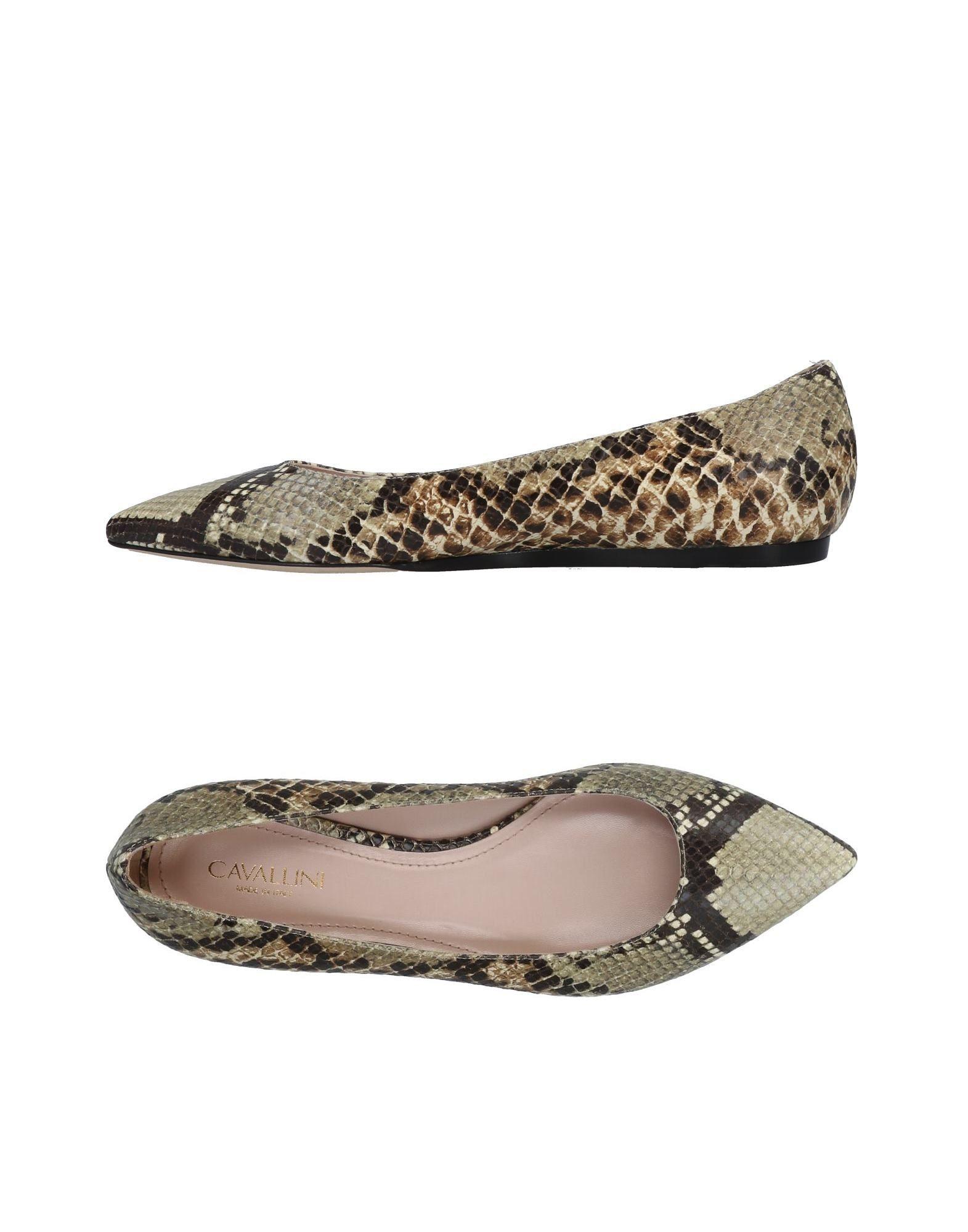 Stilvolle billige Schuhe Cavallini Ballerinas Damen  11488034MG