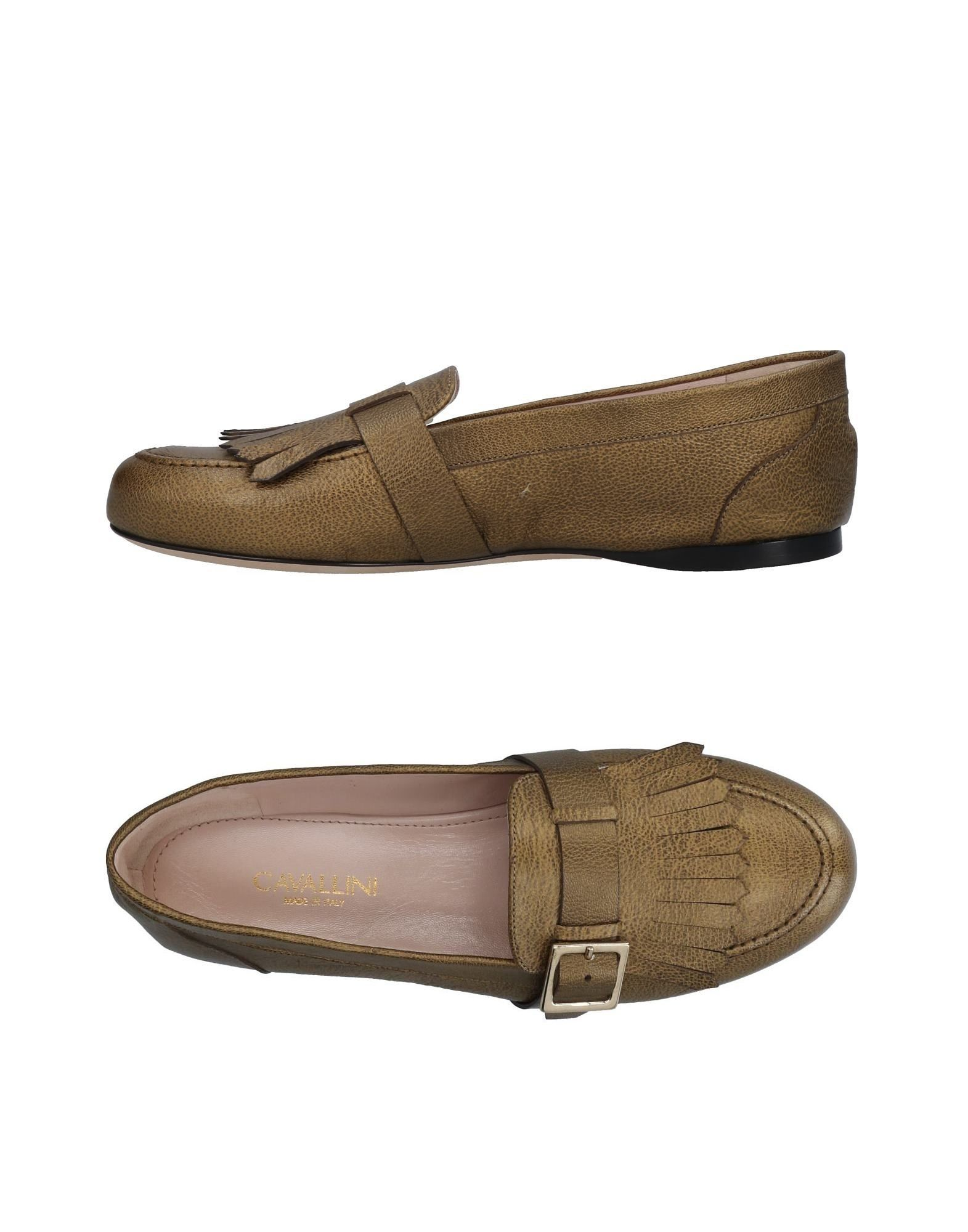 Gut um billige Schuhe zu tragenCavallini Mokassins Damen  11488042DV