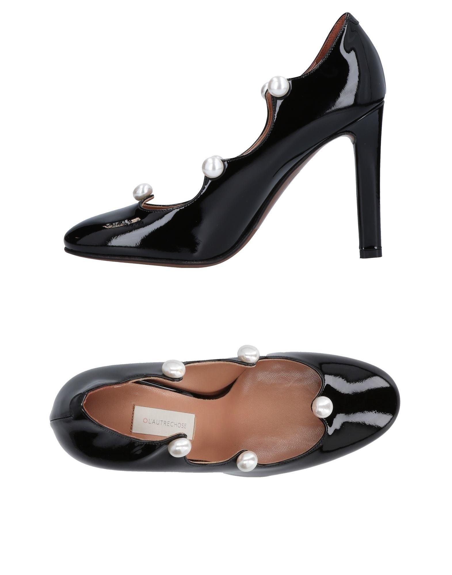 L' Autre Chose Pumps Damen  11488062ST Neue Schuhe