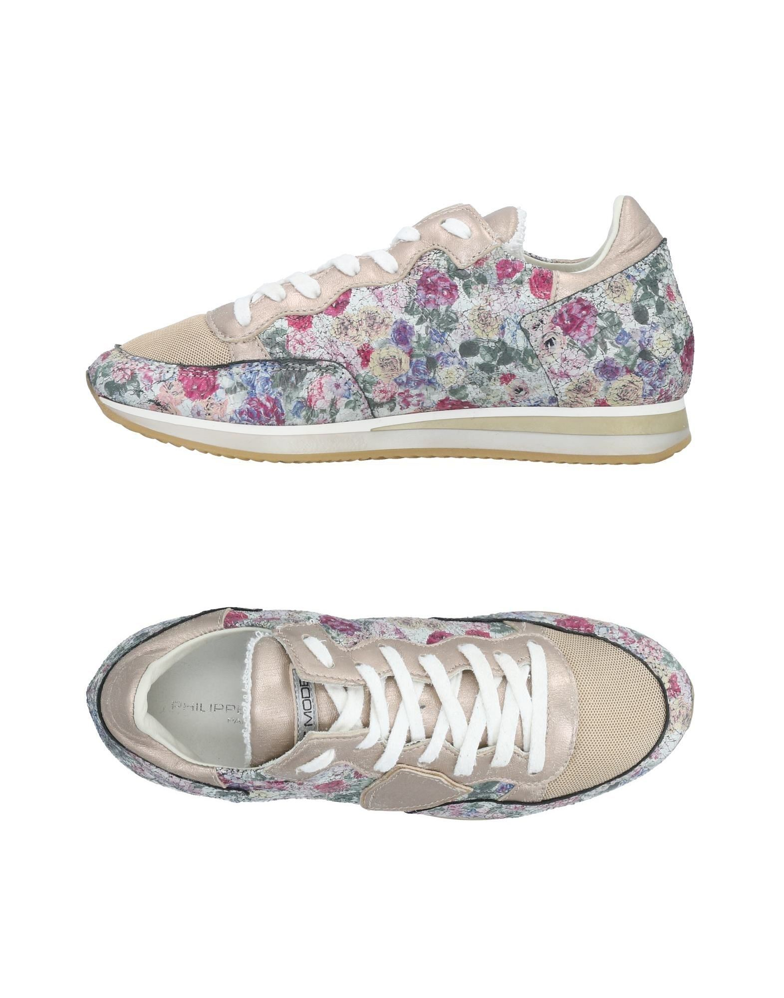 Stilvolle billige Schuhe Philippe 11488070RB Model Sneakers Damen  11488070RB Philippe c0b078