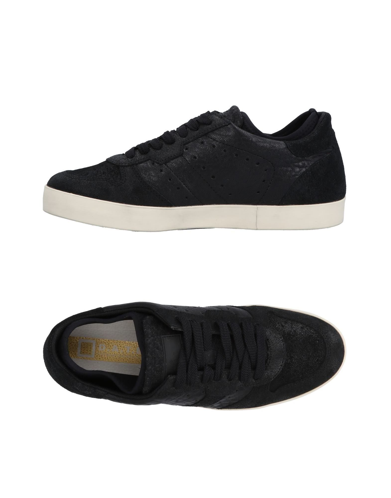 Rabatt echte Schuhe D.A.T.E. Sneakers Herren  11488081TE