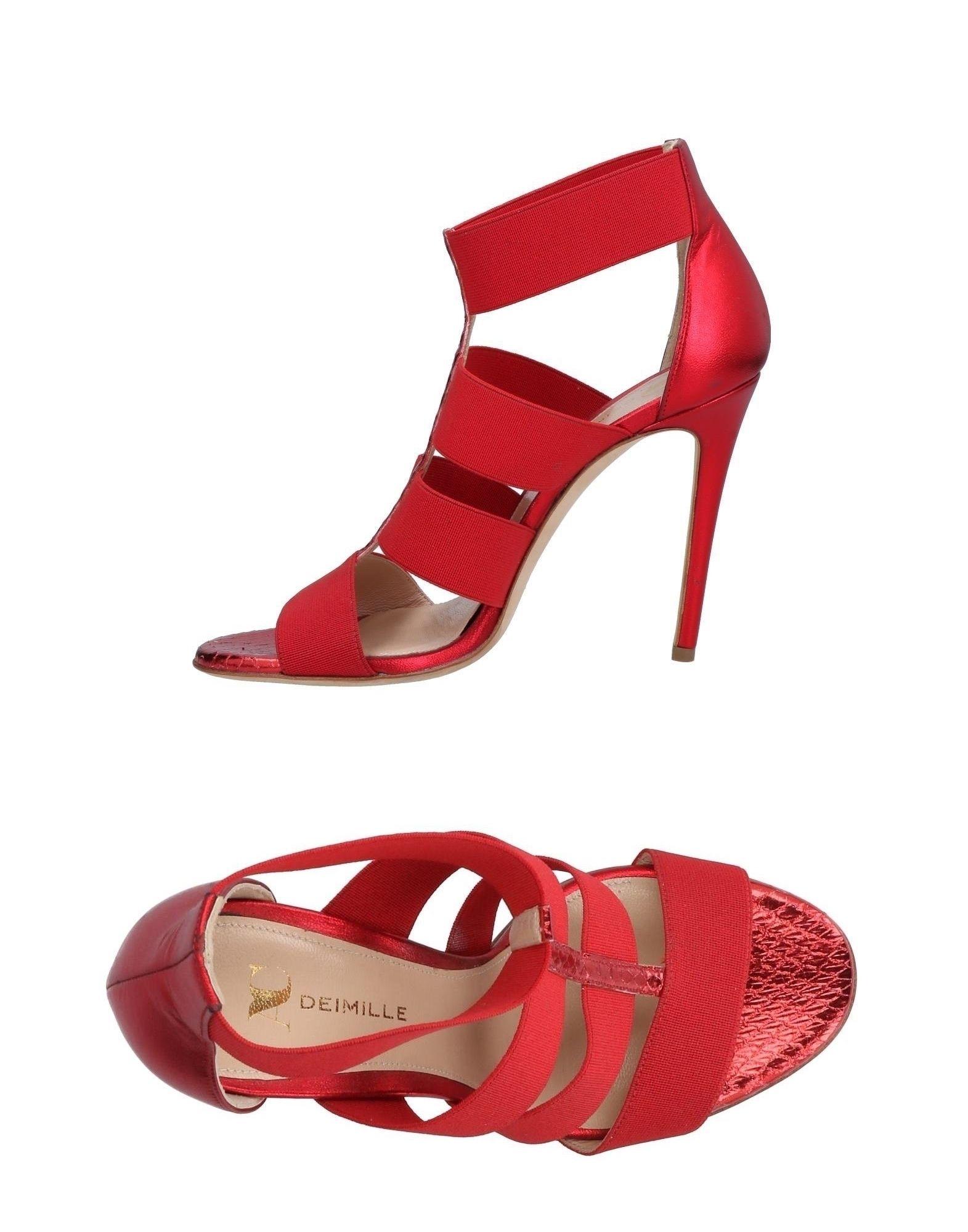 Deimille Sandals Sandals - Women Deimille Sandals Deimille online on  United Kingdom - 11488104GH 381c20