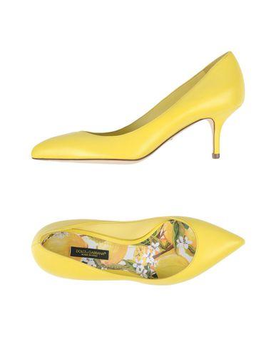 Dolce Jaune Dolce Escarpins amp; Gabbana Escarpins amp; Gabbana Dolce Jaune amp; U6v7Egwq