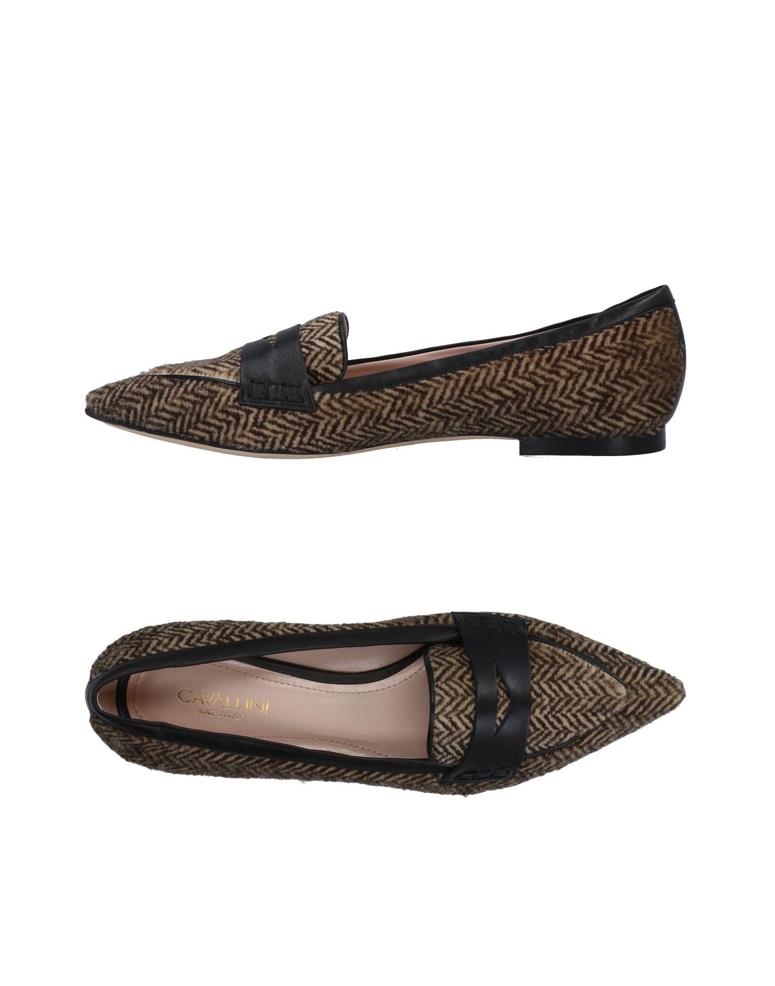 Gut um billige Schuhe zu tragenCavallini Mokassins Damen  11488120IV