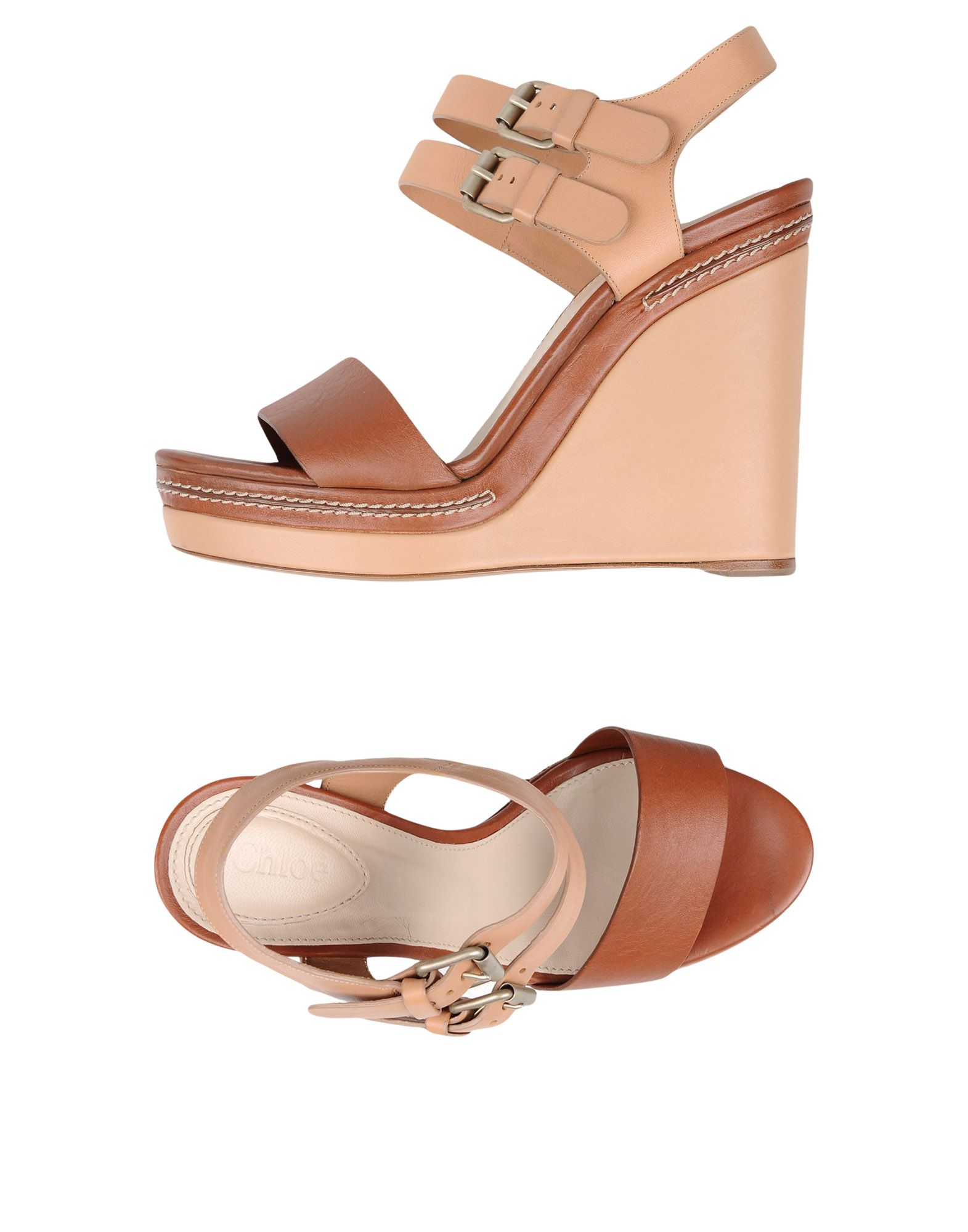 Chloé Sandalen aussehende Damen  11488140LTGünstige gut aussehende Sandalen Schuhe 7fa531