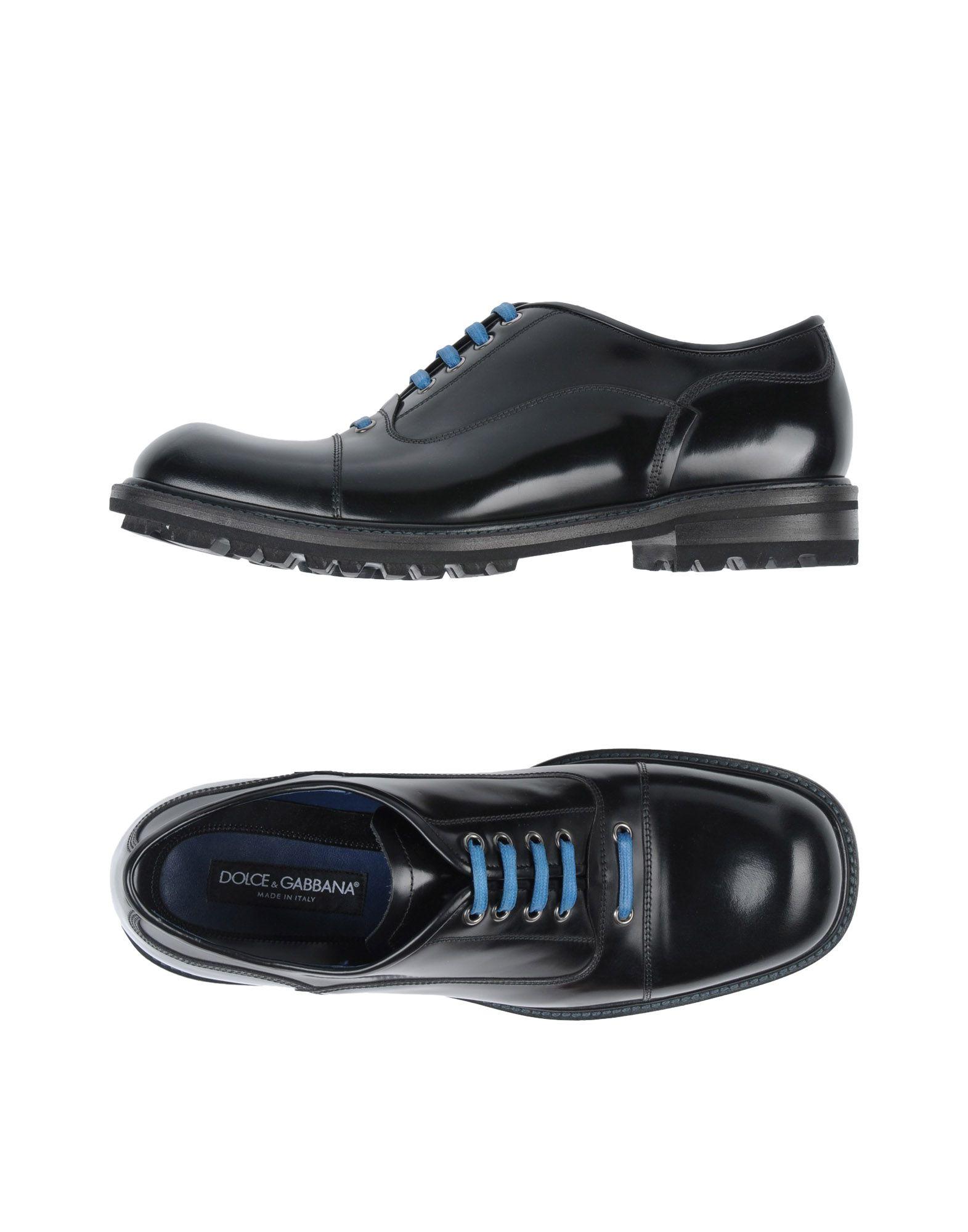 Stringate Dolce & Gabbana Uomo - 11488146XE
