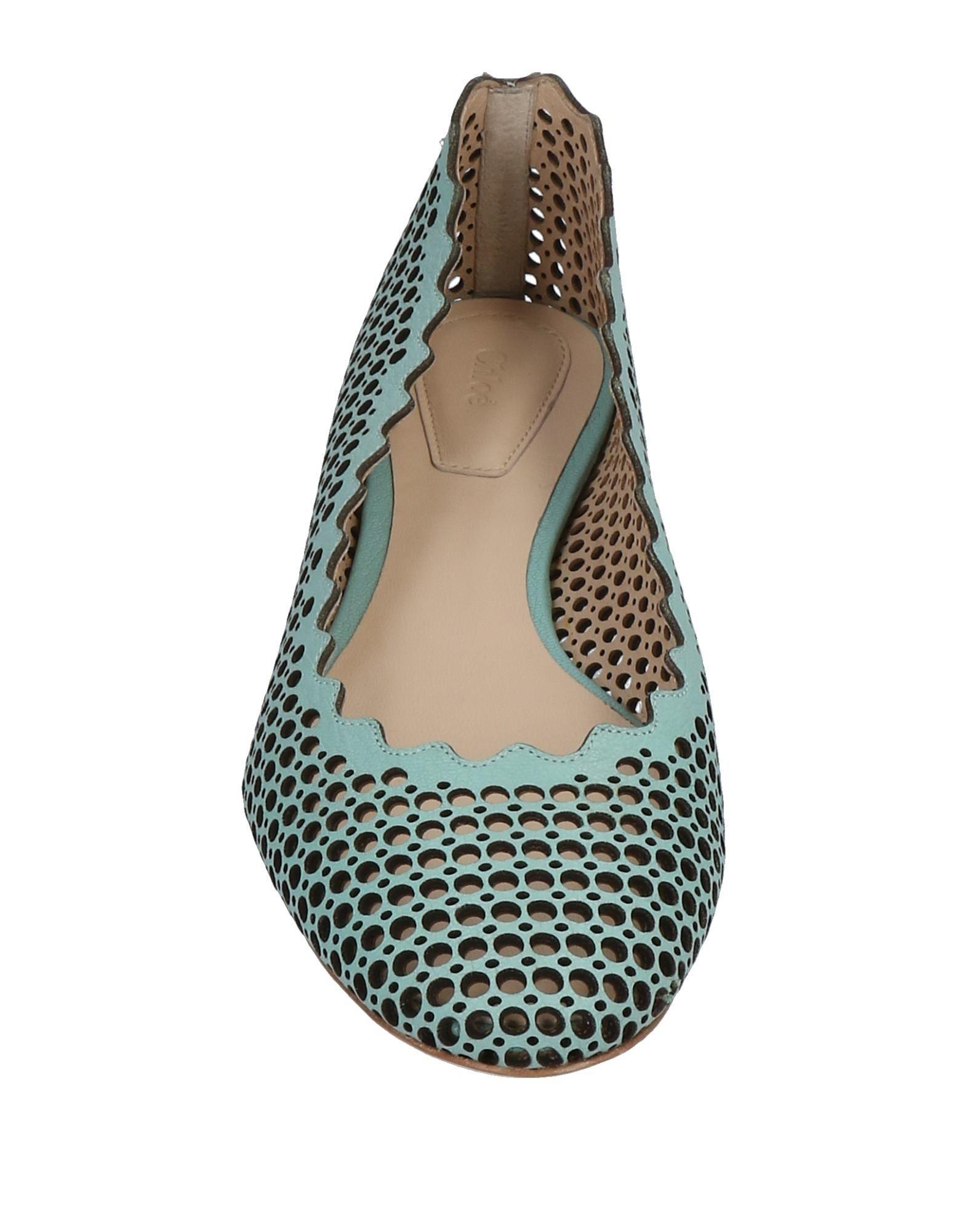 Heiße Chloé Ballerinas Damen  11488160UK Heiße  Schuhe c93477
