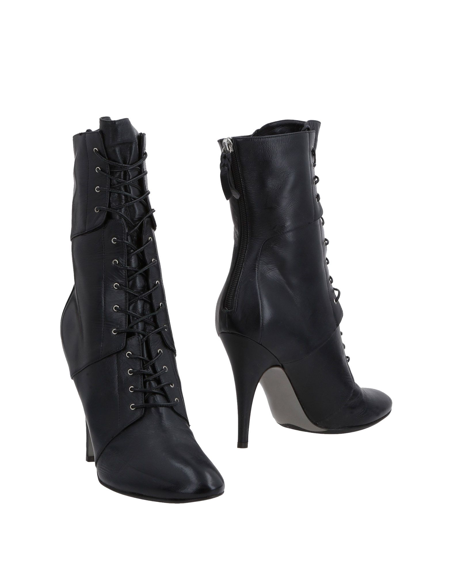 Pollini aussehende Stiefelette Damen  11488173ESGut aussehende Pollini strapazierfähige Schuhe 94c65d