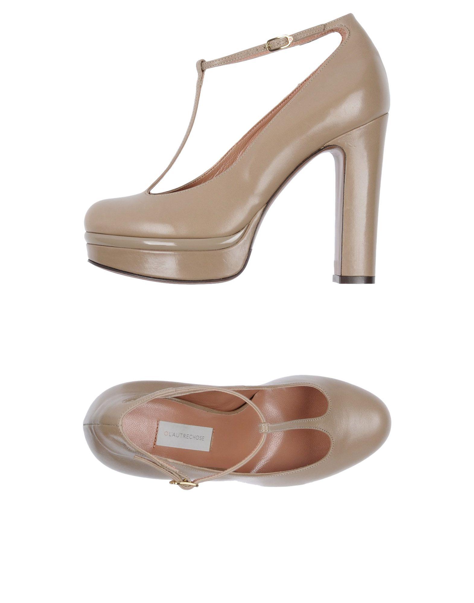 L' Autre Chose  Pumps Damen  Chose 11488174WH Neue Schuhe eabce8
