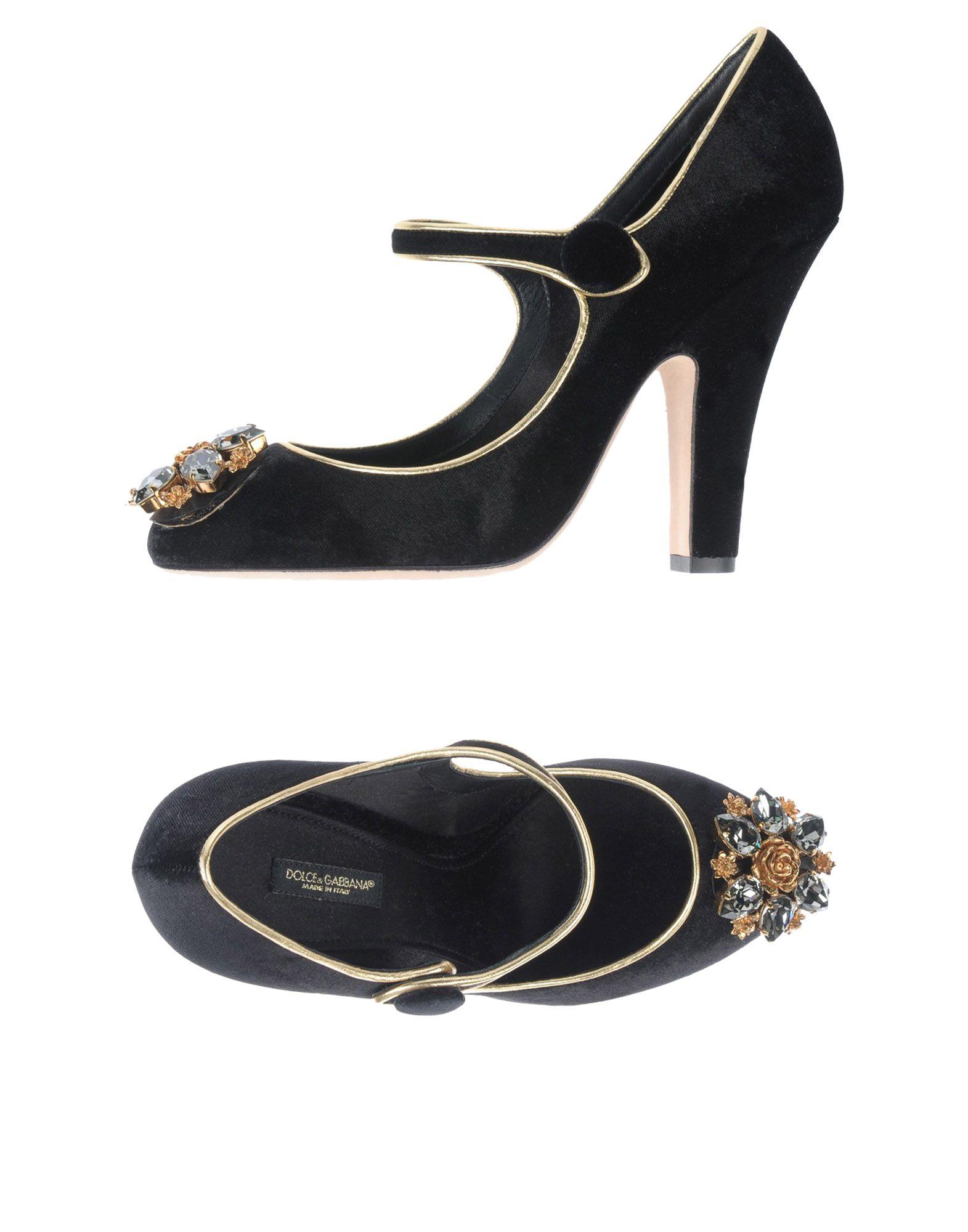 Décolleté Dolce 11488186WE & Gabbana Donna - 11488186WE Dolce d02d4c