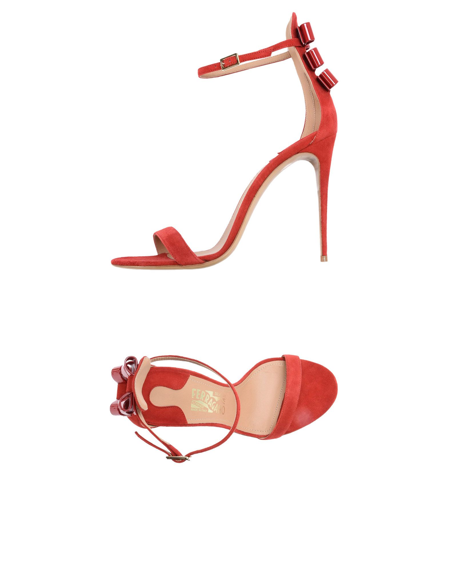 Salvatore Ferragamo Sandalen Damen 11488192SNGünstige gut aussehende Schuhe