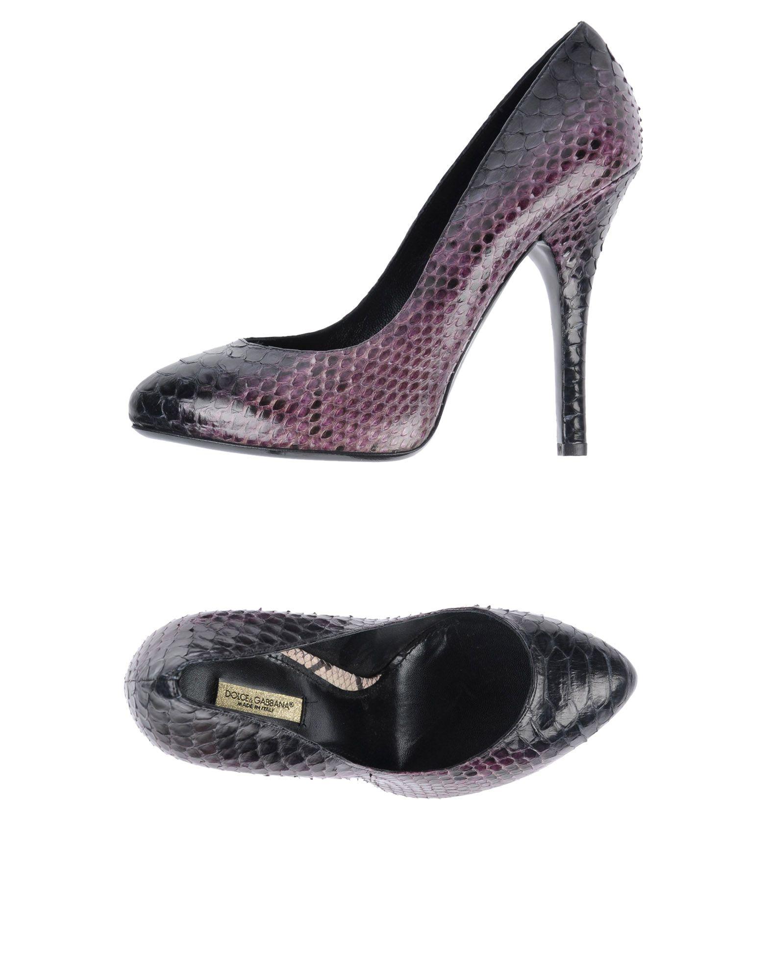 Rabatt Gabbana Schuhe Dolce & Gabbana Rabatt Pumps Damen  11488218KJ 17e472