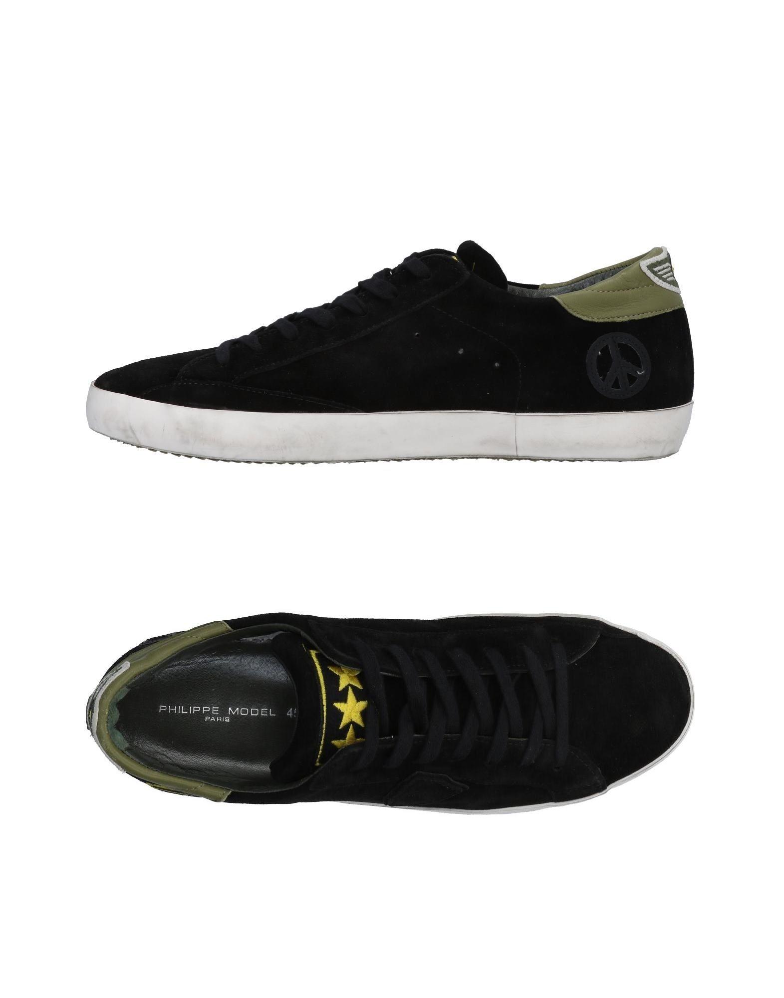 Philippe Model Sneakers Herren  11488244PB Gute Qualität beliebte Schuhe