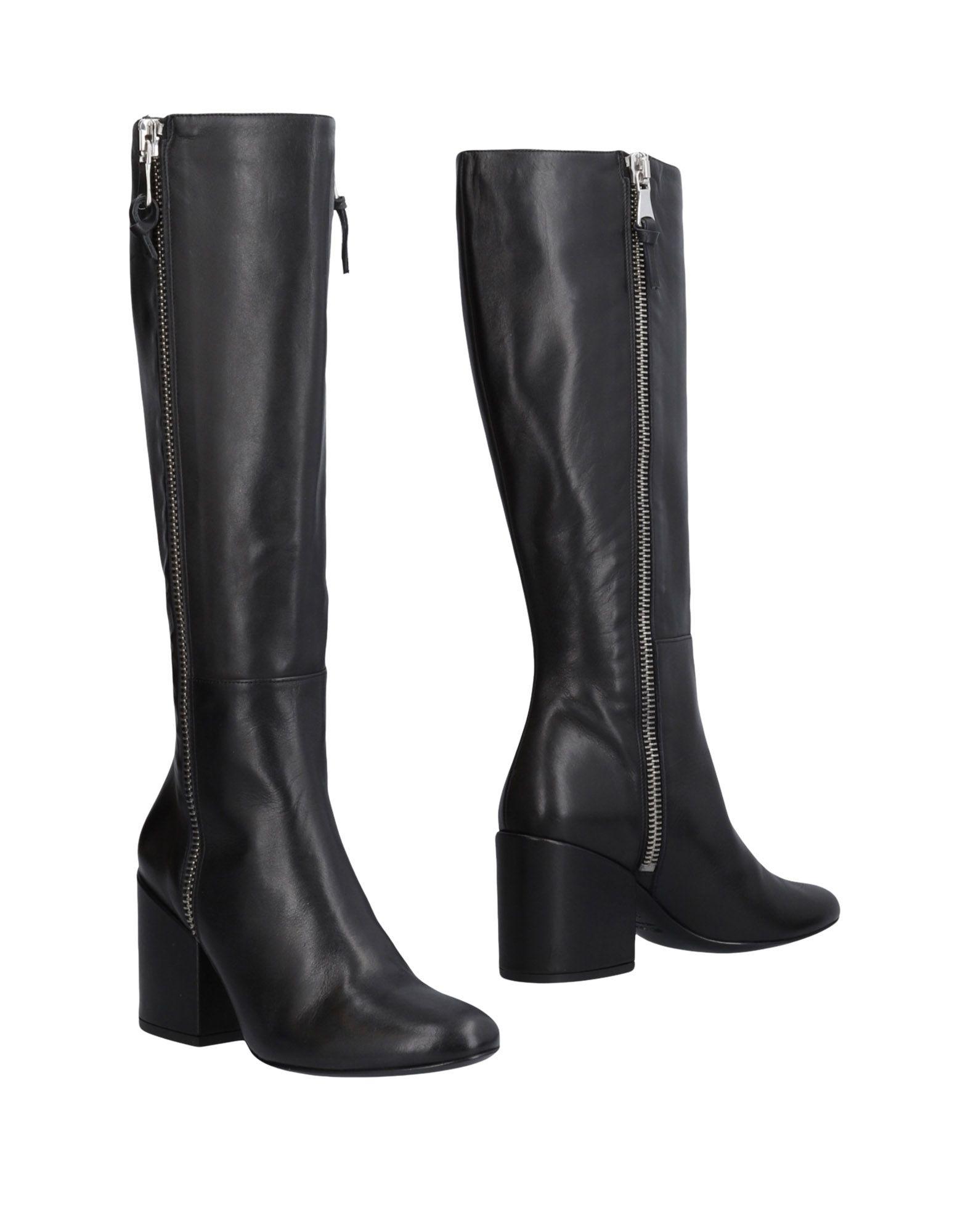 Stilvolle billige Schuhe Gisèl  Moirè  Paris Stiefel Damen  Gisèl 11488254MT 24d4e0