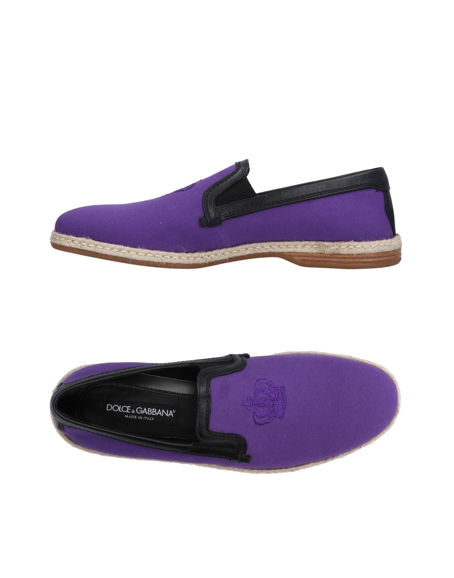 Mocassino Dolce & Gabbana Uomo - 11488280NN