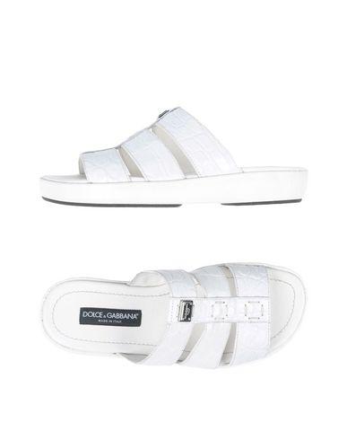Zapatos con descuento Chanclas Dolce & Gabbana Hombre - Chanclas Dolce & Gabbana - 11488301KT Blanco