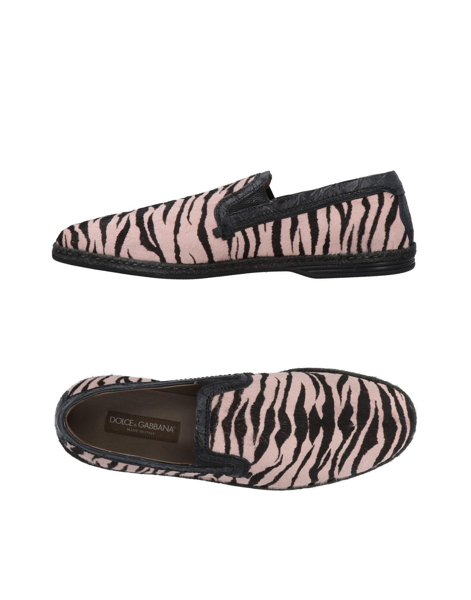 Dolce  & Gabbana Mokassins Herren  Dolce 11488335KS  9a5723