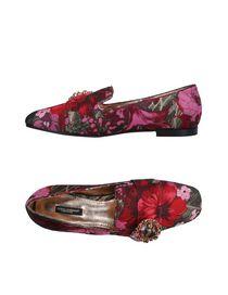 Mocassini donna  scarpe mocassini con tacco e senza tacco  f54ecf4d684