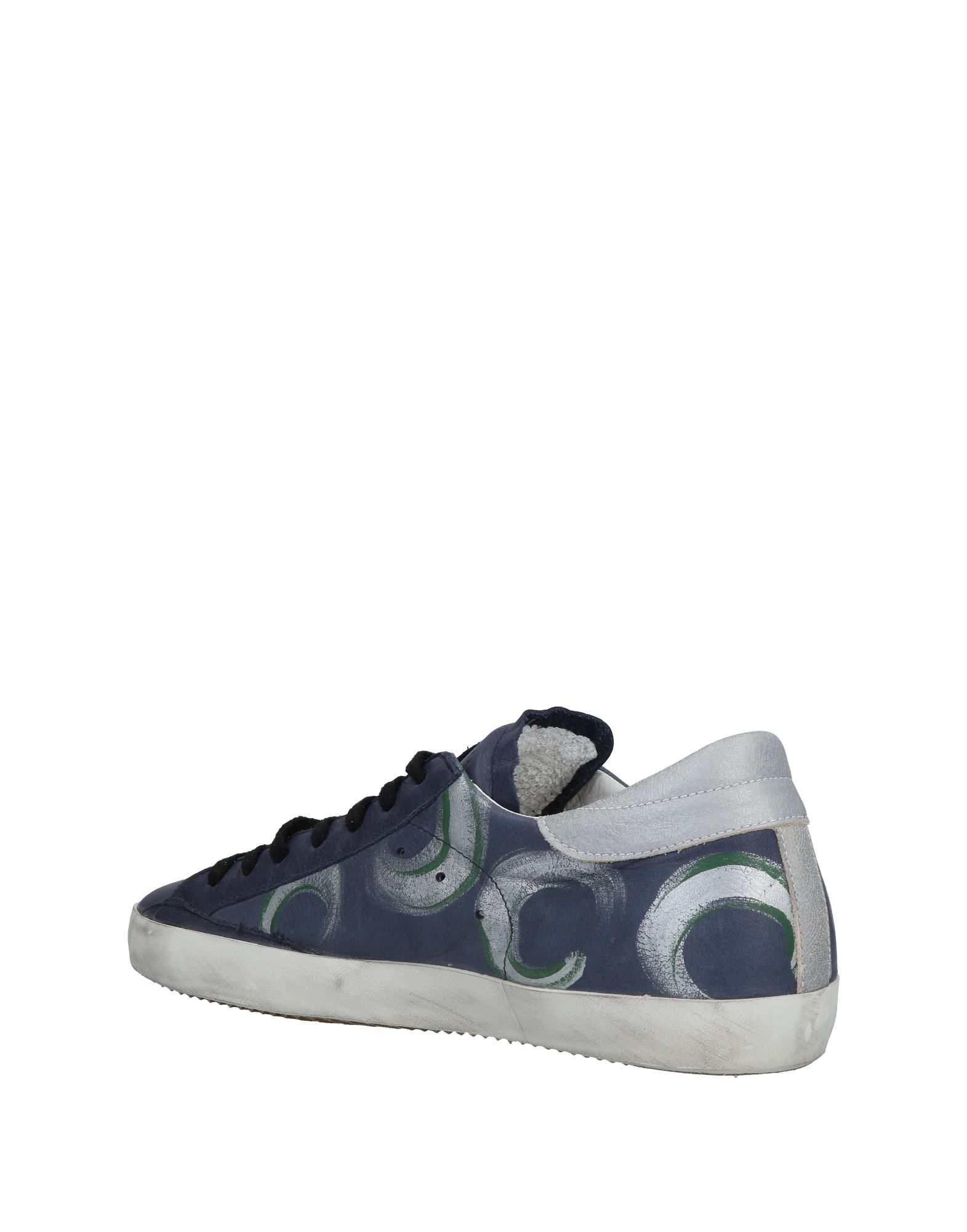 Rabatt echte Schuhe Philippe Model Sneakers Herren  11488354IT