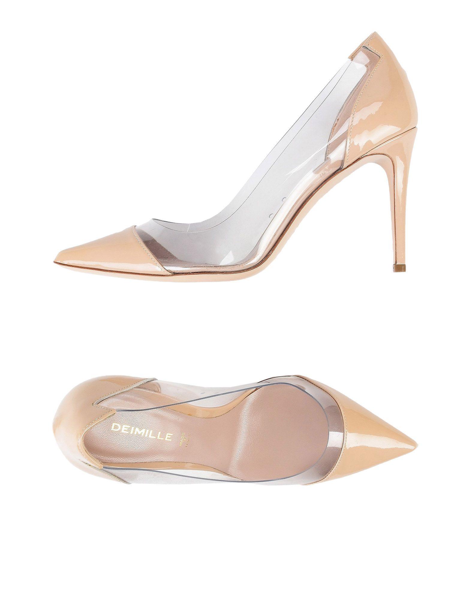 Stilvolle Damen billige Schuhe Deimille Pumps Damen Stilvolle  11488435RF ea1dc8
