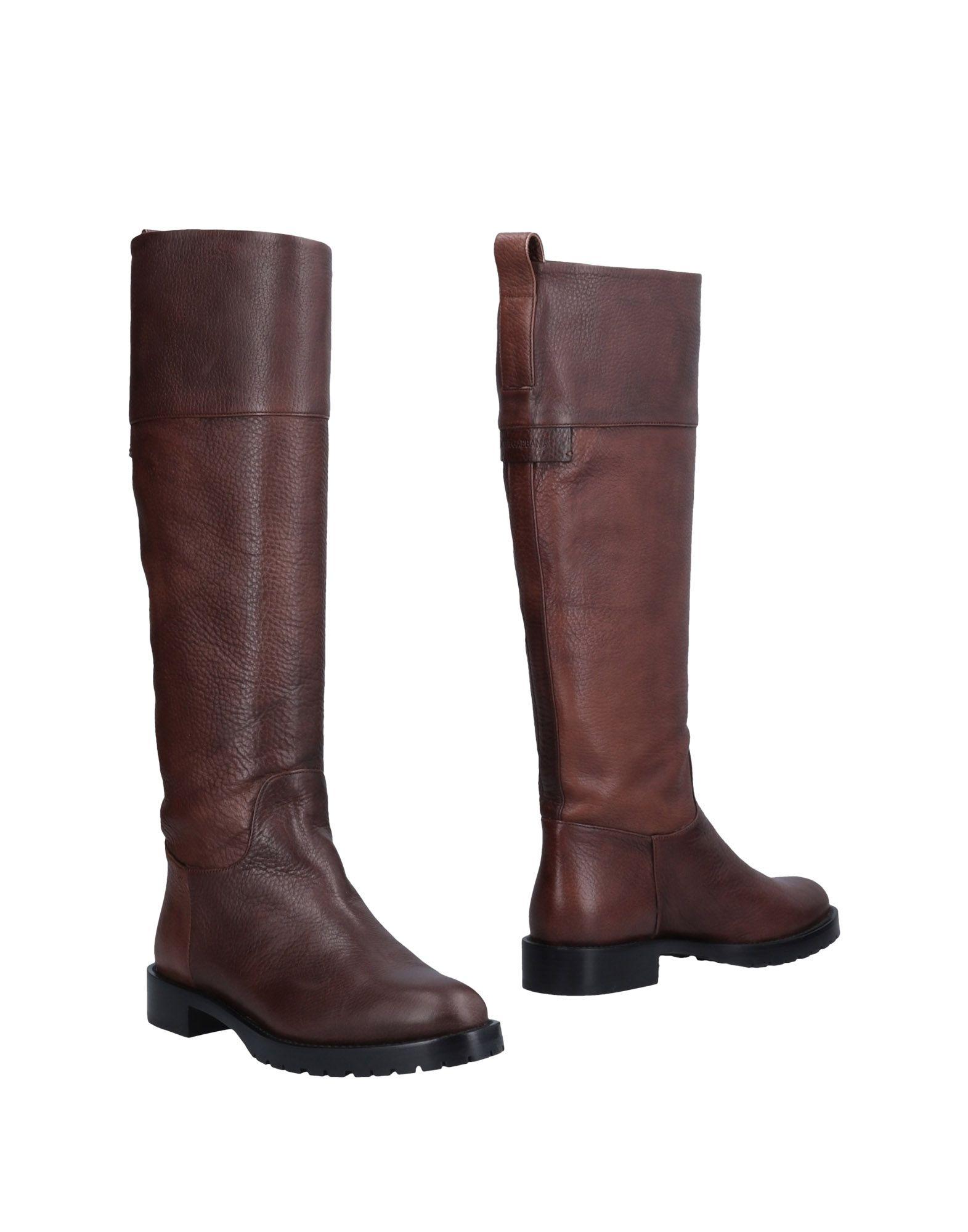Dolce & Gabbana Stiefel aussehende Damen  11488442JQGünstige gut aussehende Stiefel Schuhe 5636bd