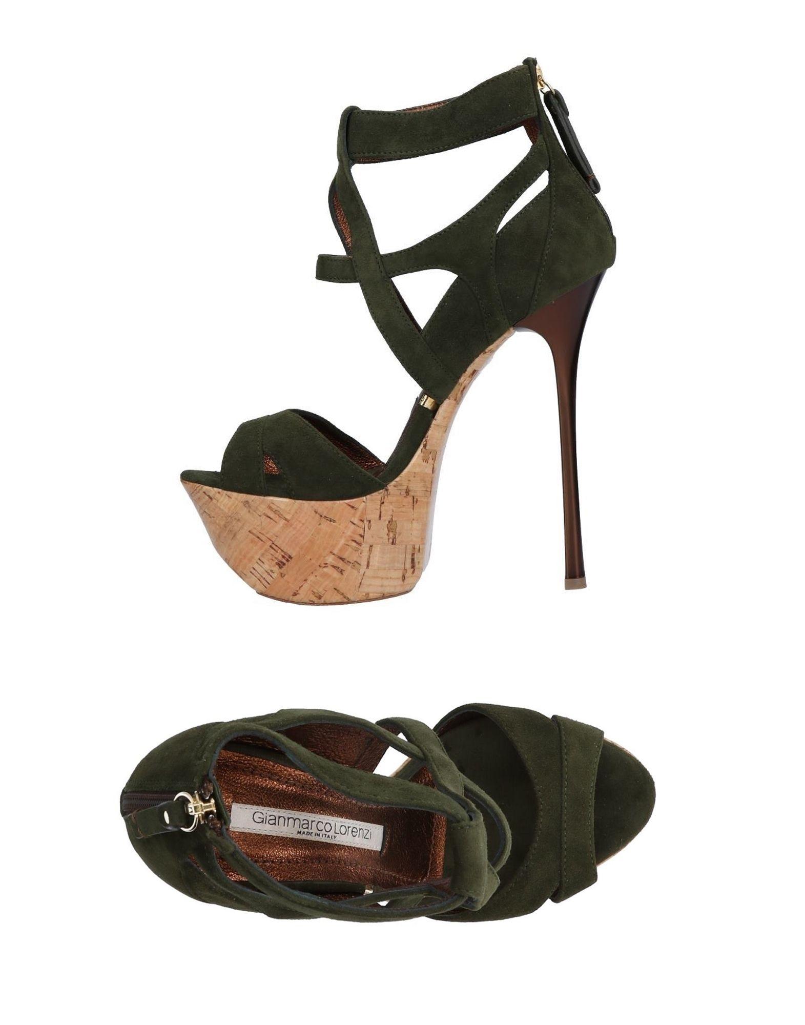 Gianmarco Lorenzi Sandalen Damen  11488465JNGünstige gut aussehende Schuhe