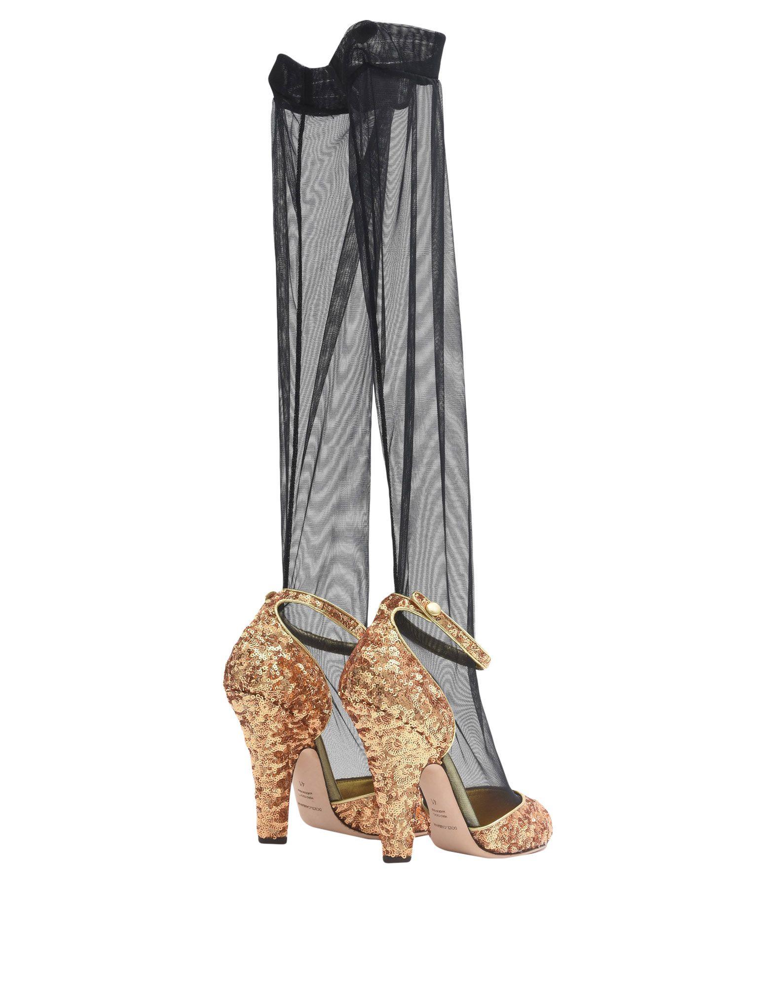 Rabatt Schuhe Dolce Damen & Gabbana Pumps Damen Dolce  11488484KK cddd83