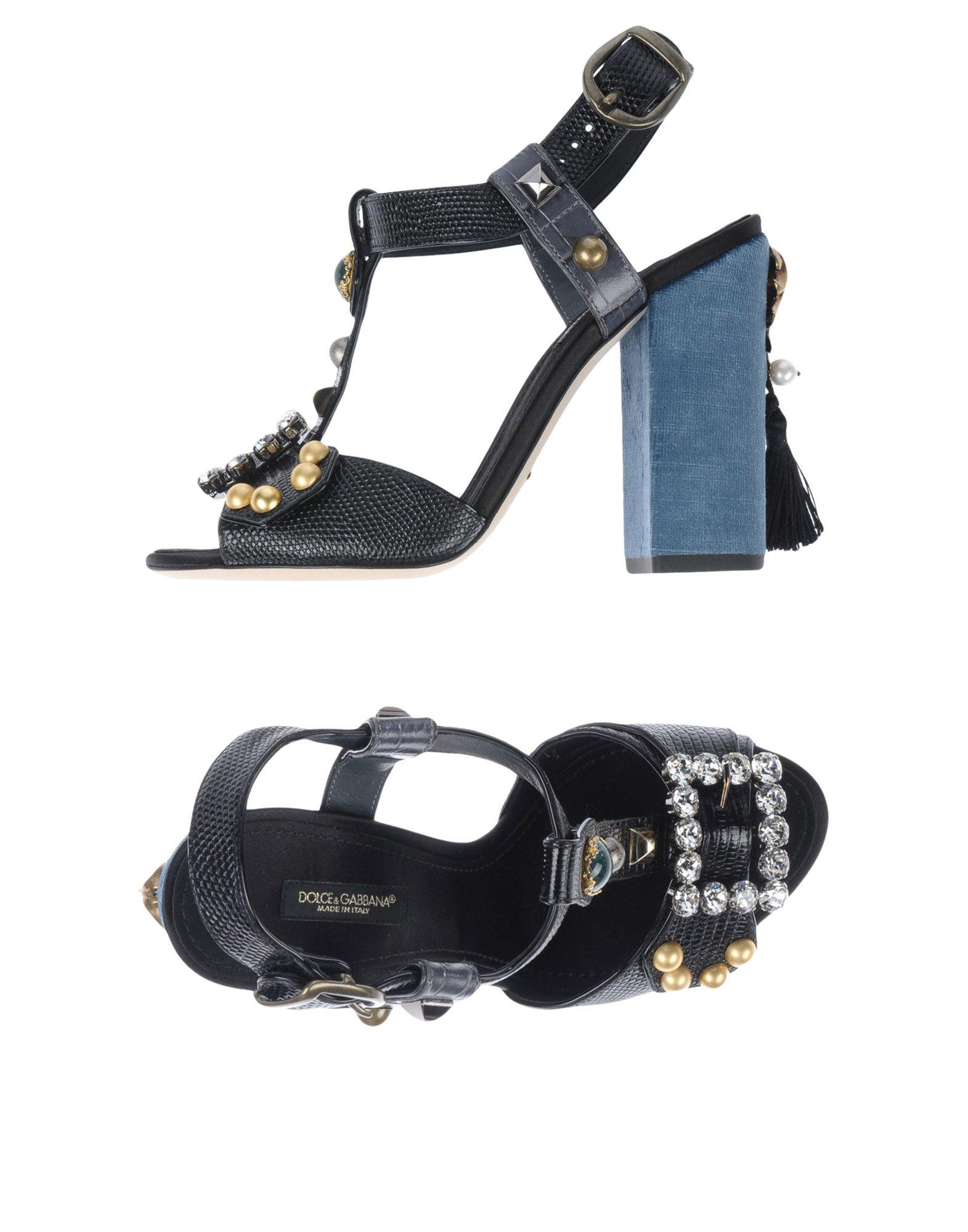 Sandali Dolce & Gabbana Donna - 11488491OO