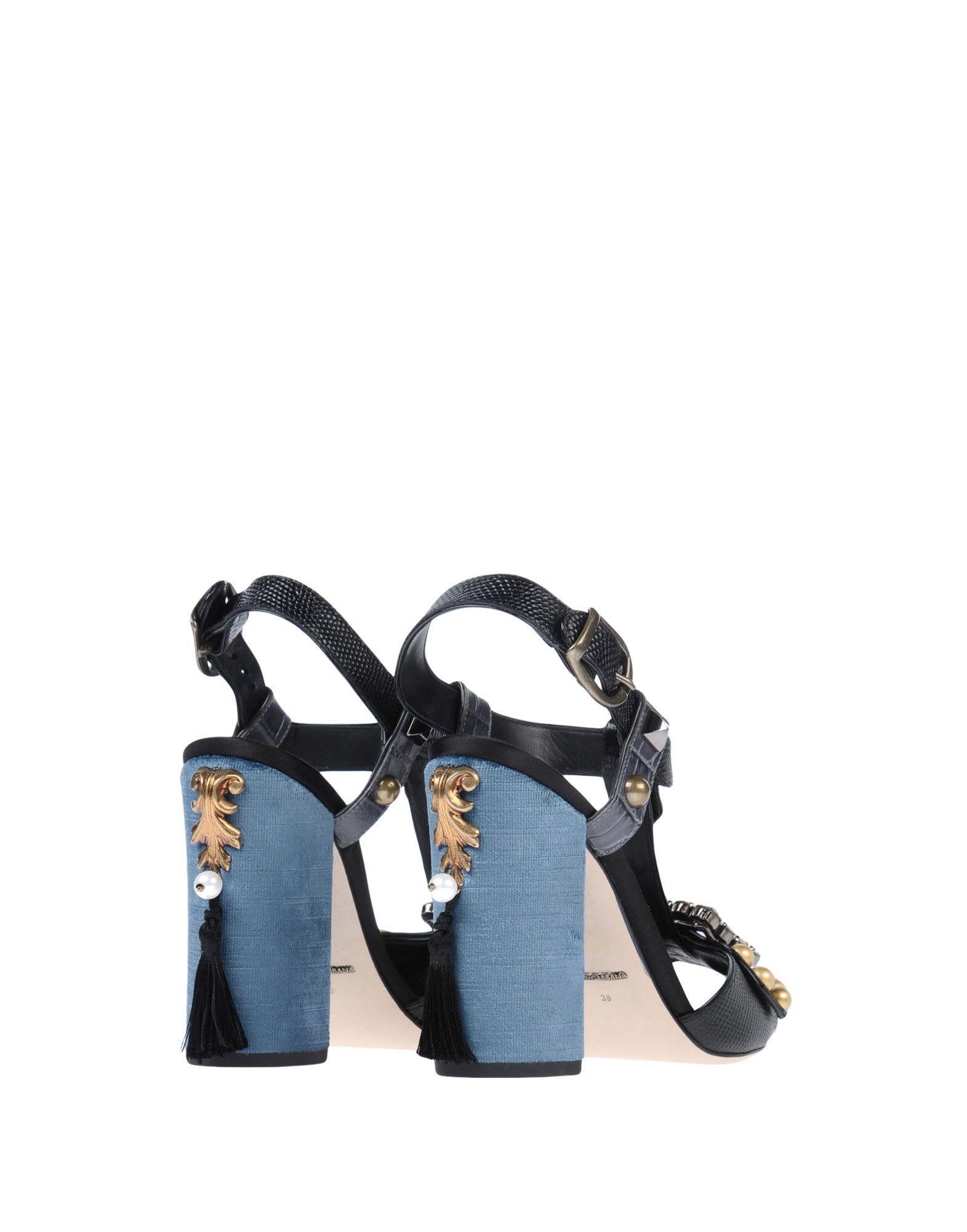 Dolce & Gabbana Sandals - Women Dolce & Gabbana Sandals Sandals Sandals online on  United Kingdom - 11488491OO ebe27b
