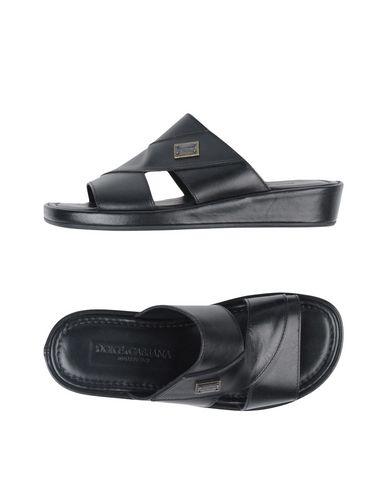 Zapatos de hombres y mujeres de moda casual Sandalia Dolce Sandalias & Gabbana Hombre - Sandalias Dolce Dolce & Gabbana - 11488517ST Negro ade25d