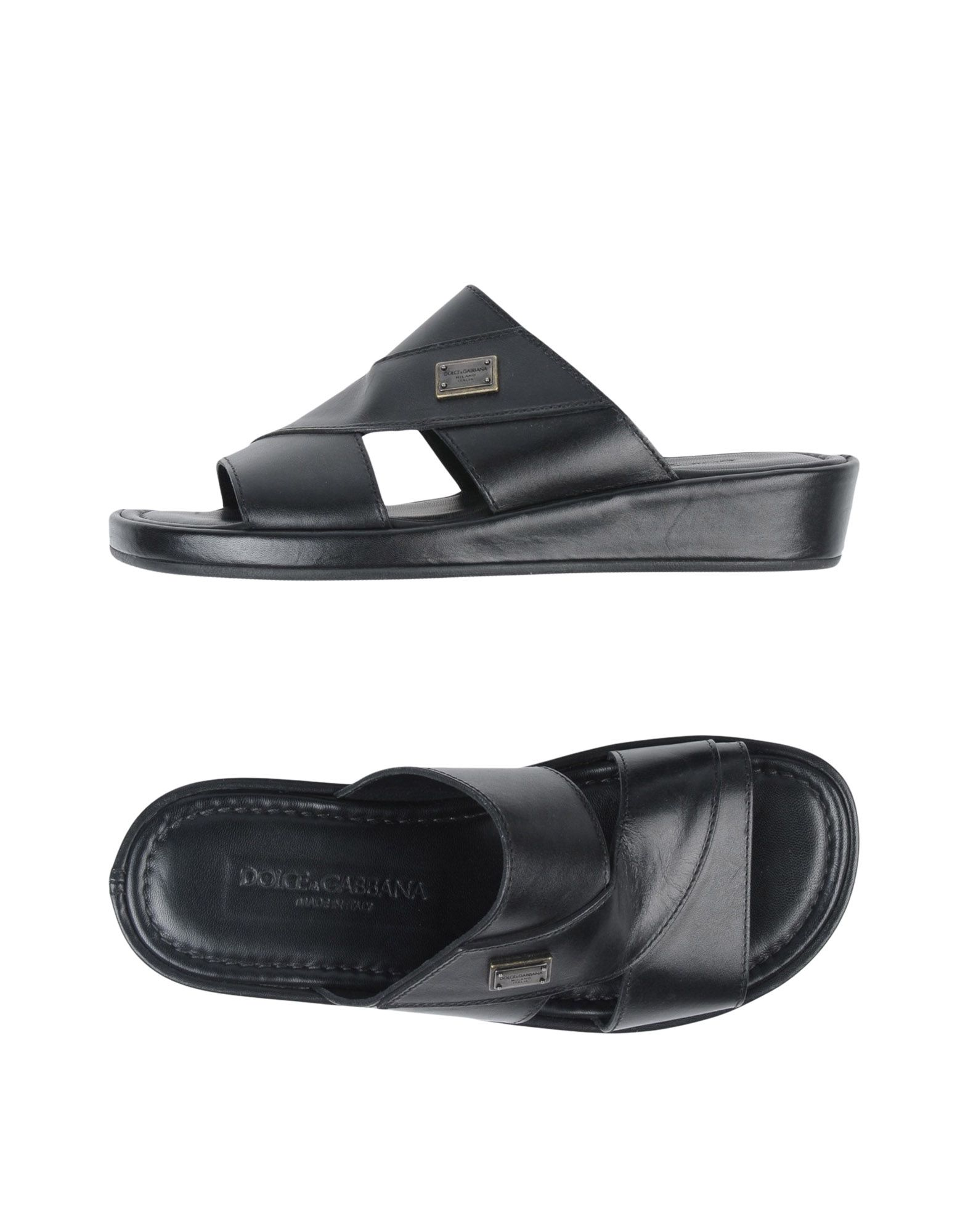 Dolce & Gabbana Sandals - Men Dolce & Gabbana Sandals - online on  Canada - Sandals 11488517ST 0c9fde