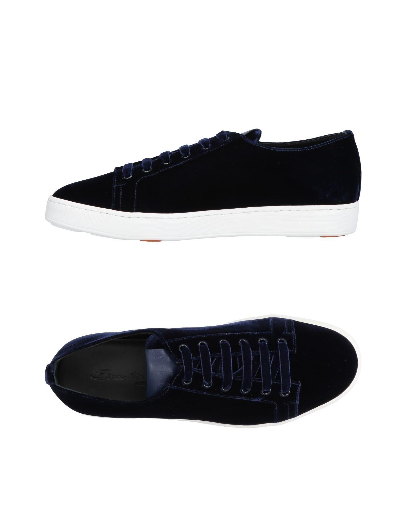 Moda Sneakers Santoni Uomo - 11488526EG